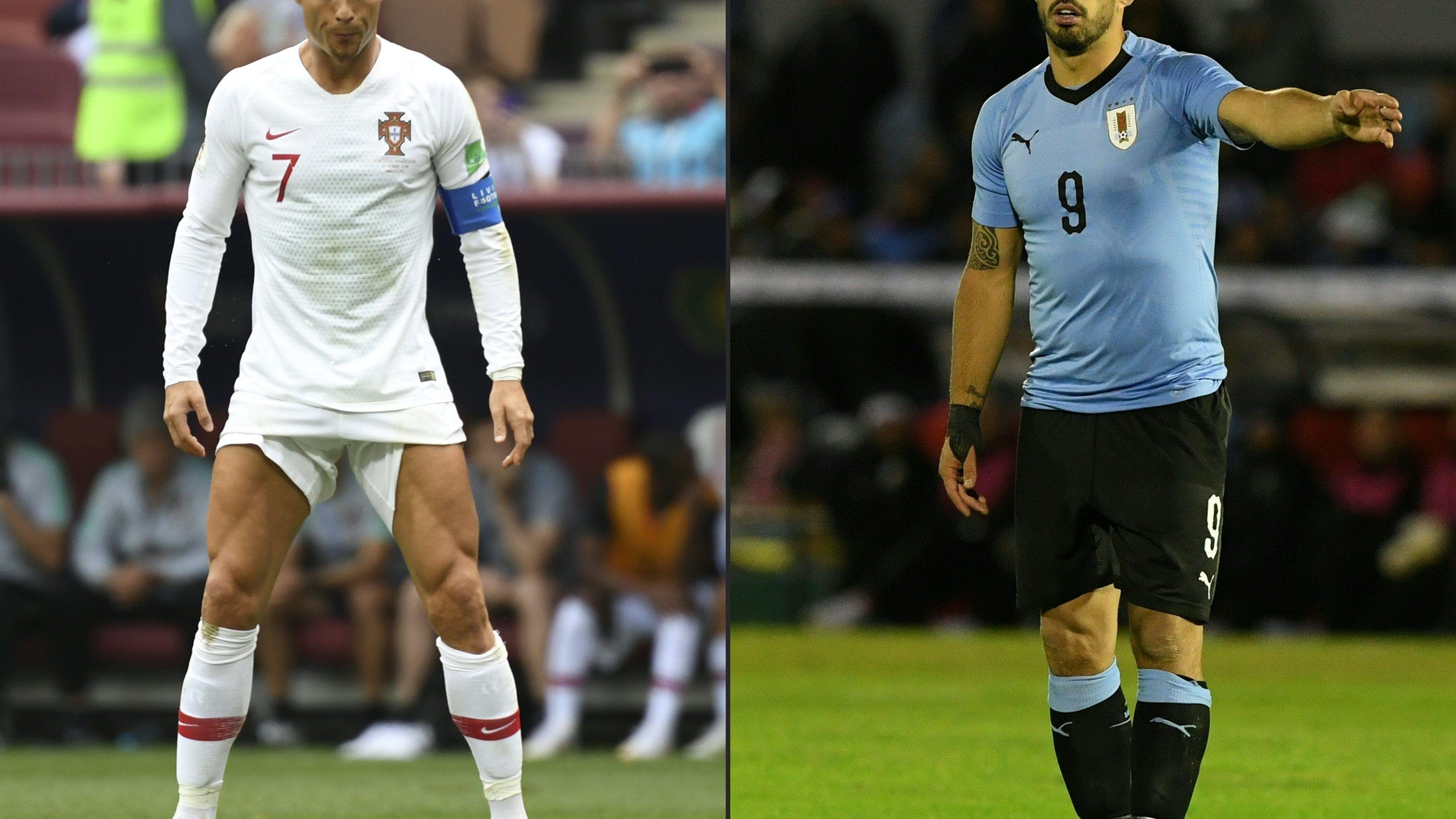 Portugal Gegen Uruguay