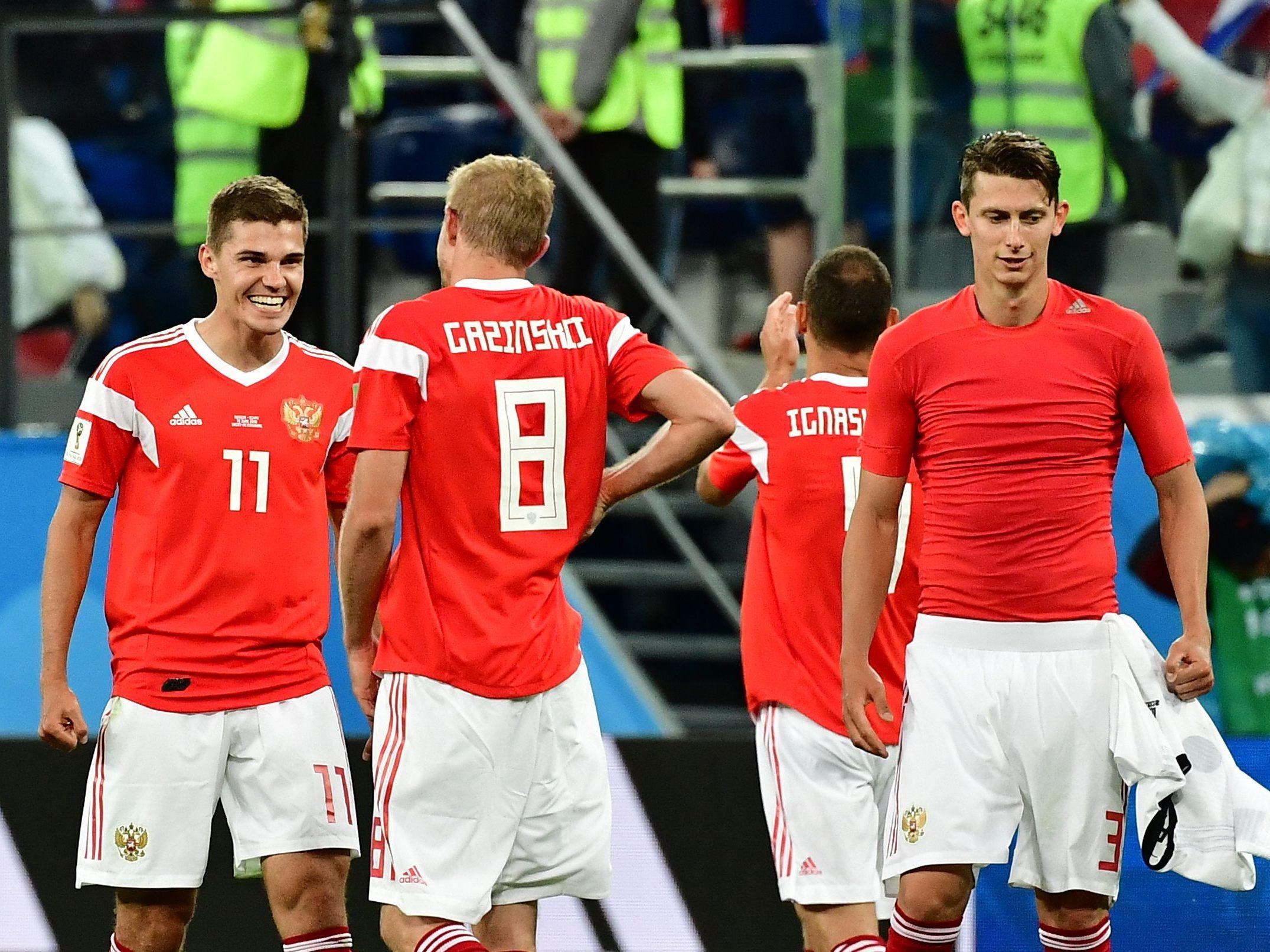 Wm Uruguay Russland