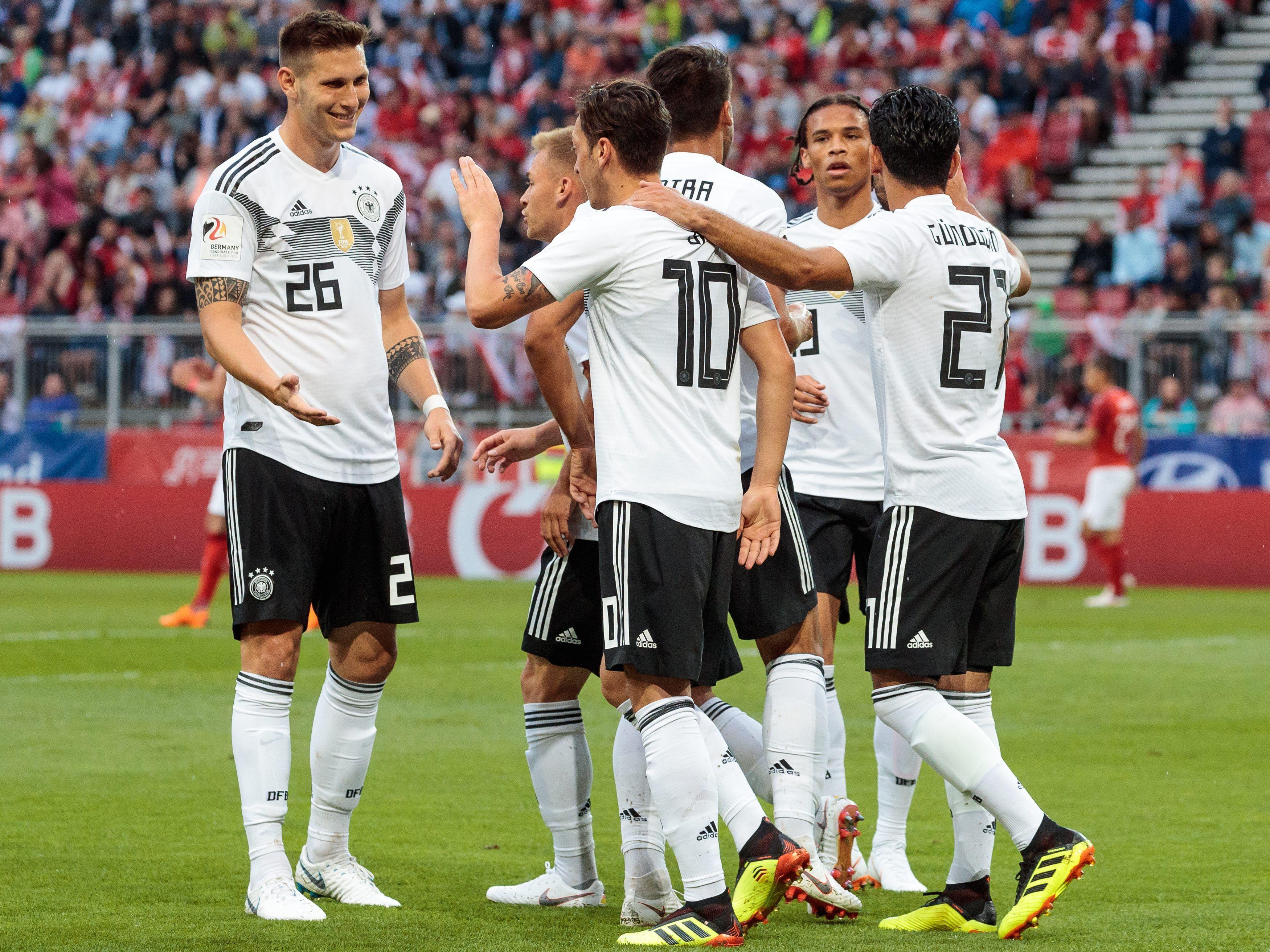 Deutschland Mexiko Live Stream