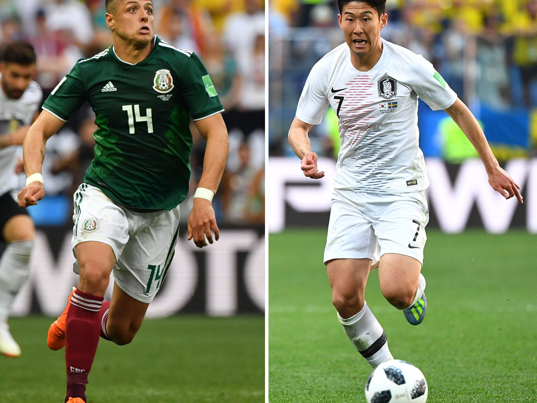 Korea Gegen Mexiko