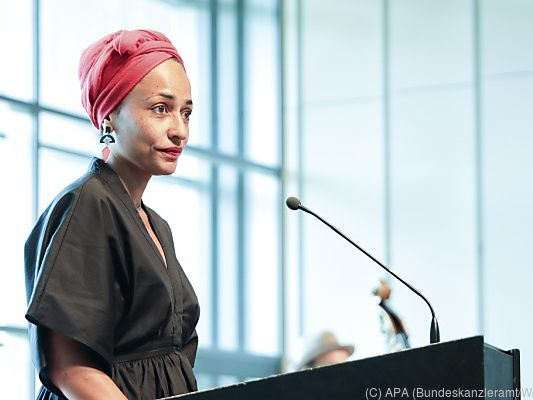 Zadie Smith erhielt 25.000 Euro