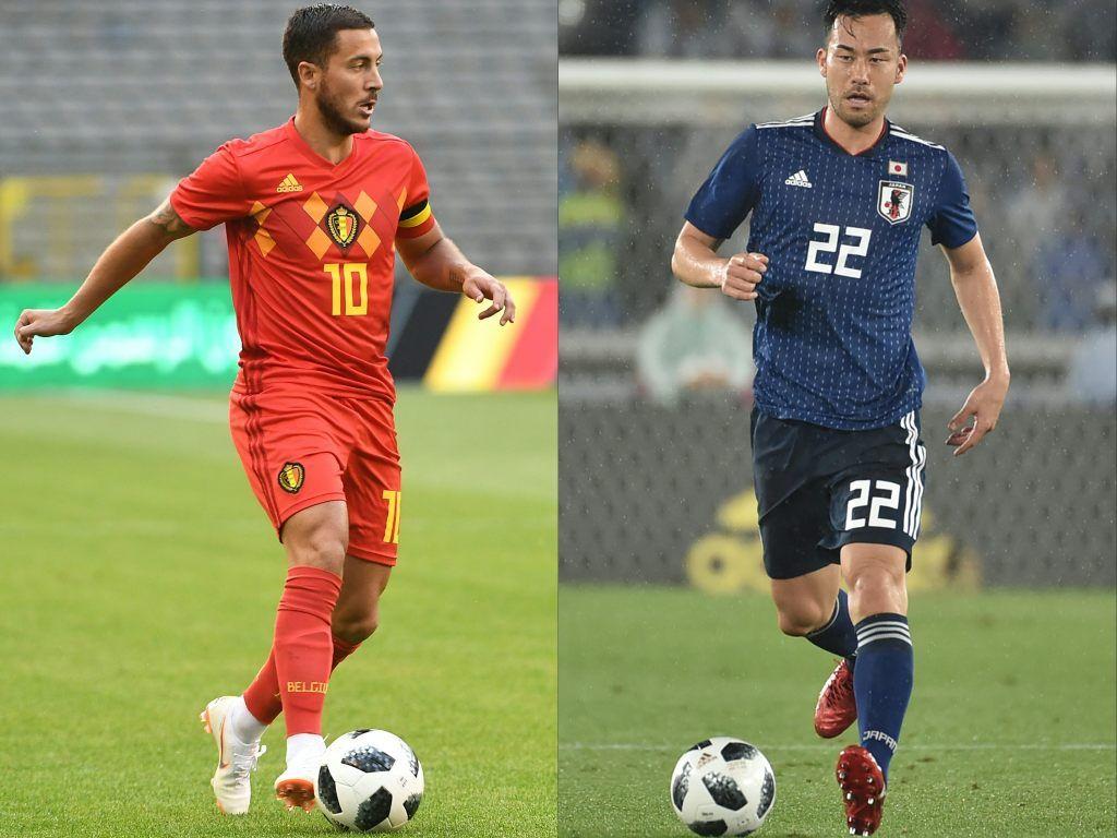 Wm Belgien Japan