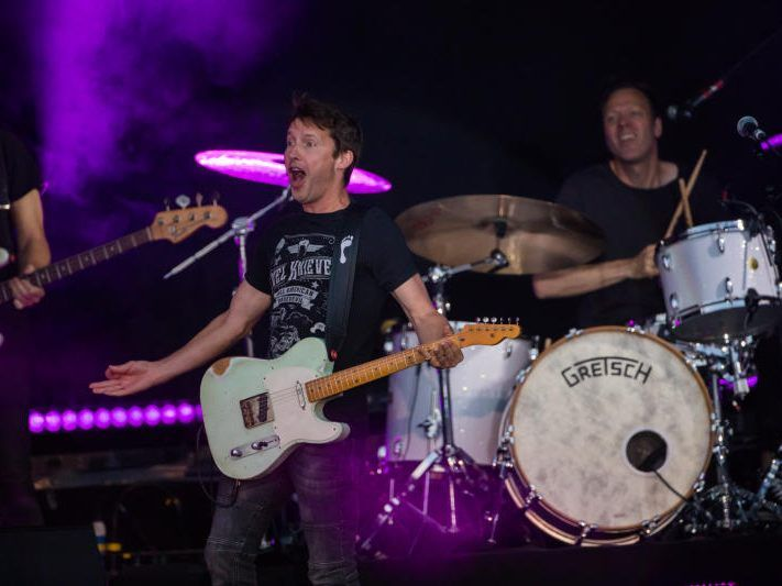 Weltstar James Blunt war zu Gast in Rankweil