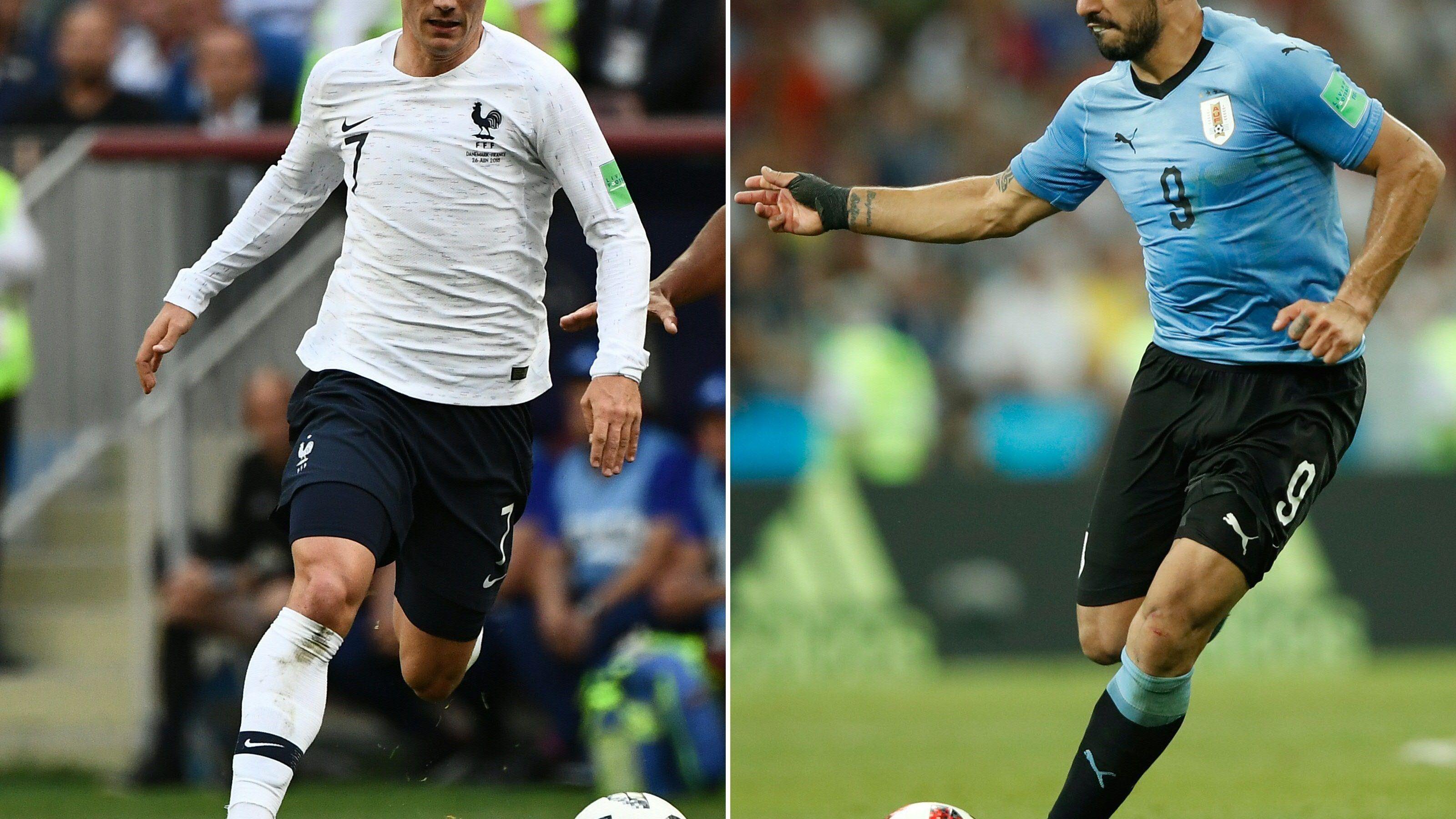 Wm Uruguay Frankreich
