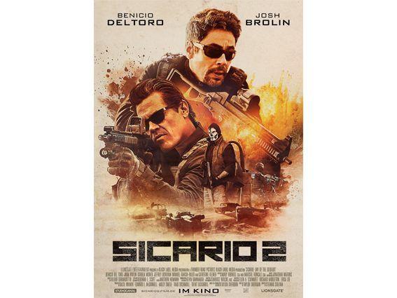 Sicario 2: Soldado – Kritik und Trailer zum Film - Kinostarts ...