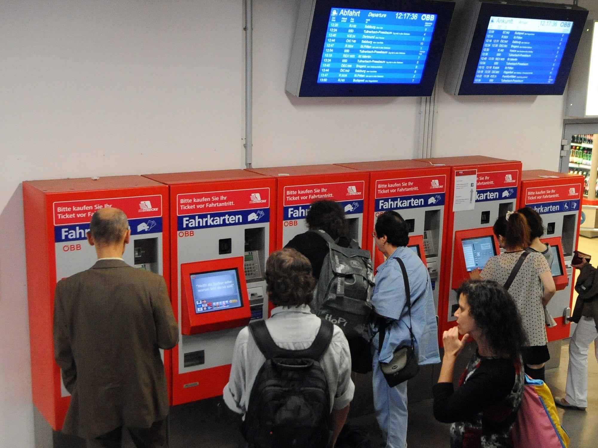Preisanstieg öbb Tickets Werden Mit 2019 Teurer österreich