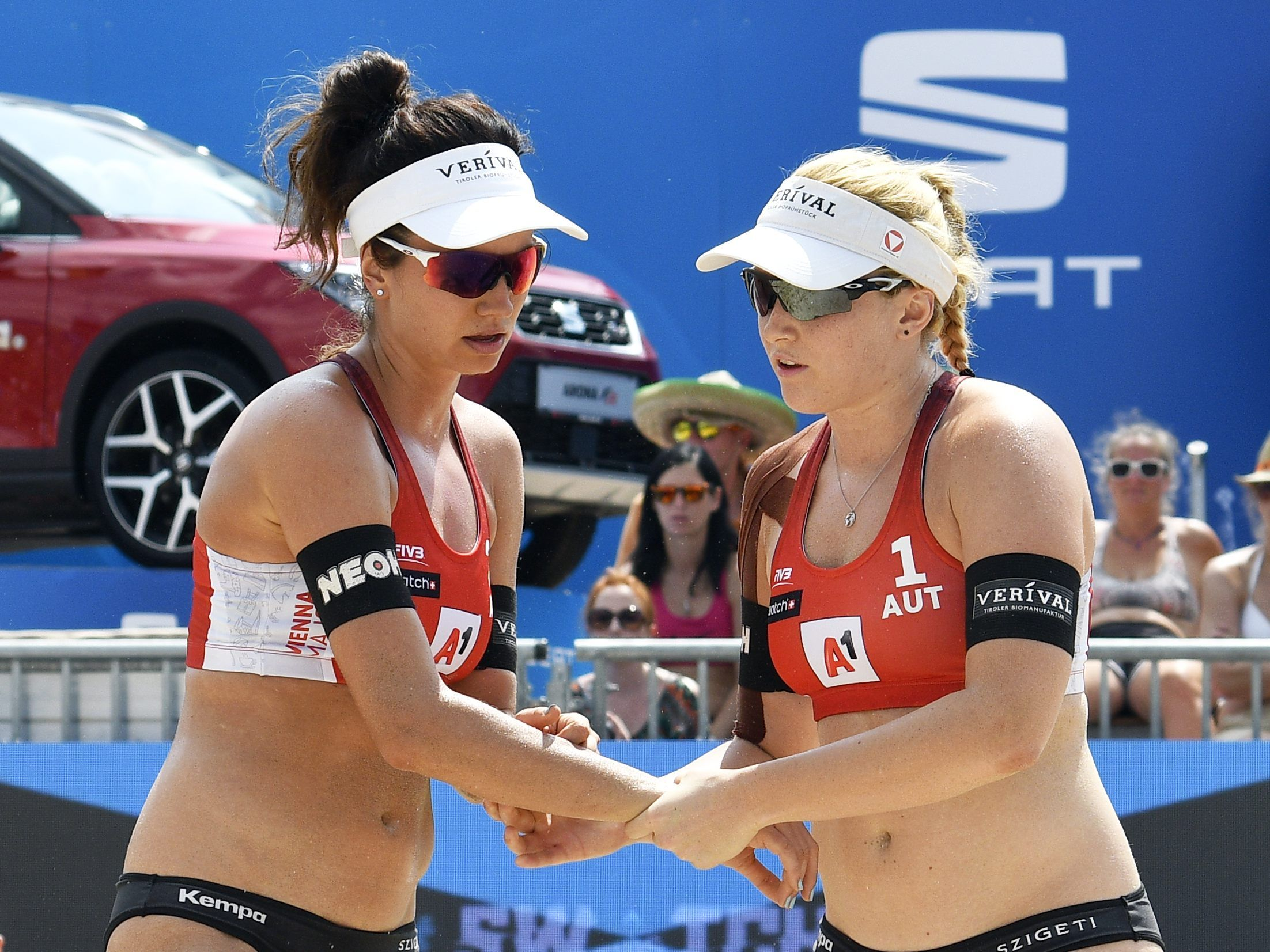 The ÖVV ladies poured out a permanent victory from the Vienna Major.