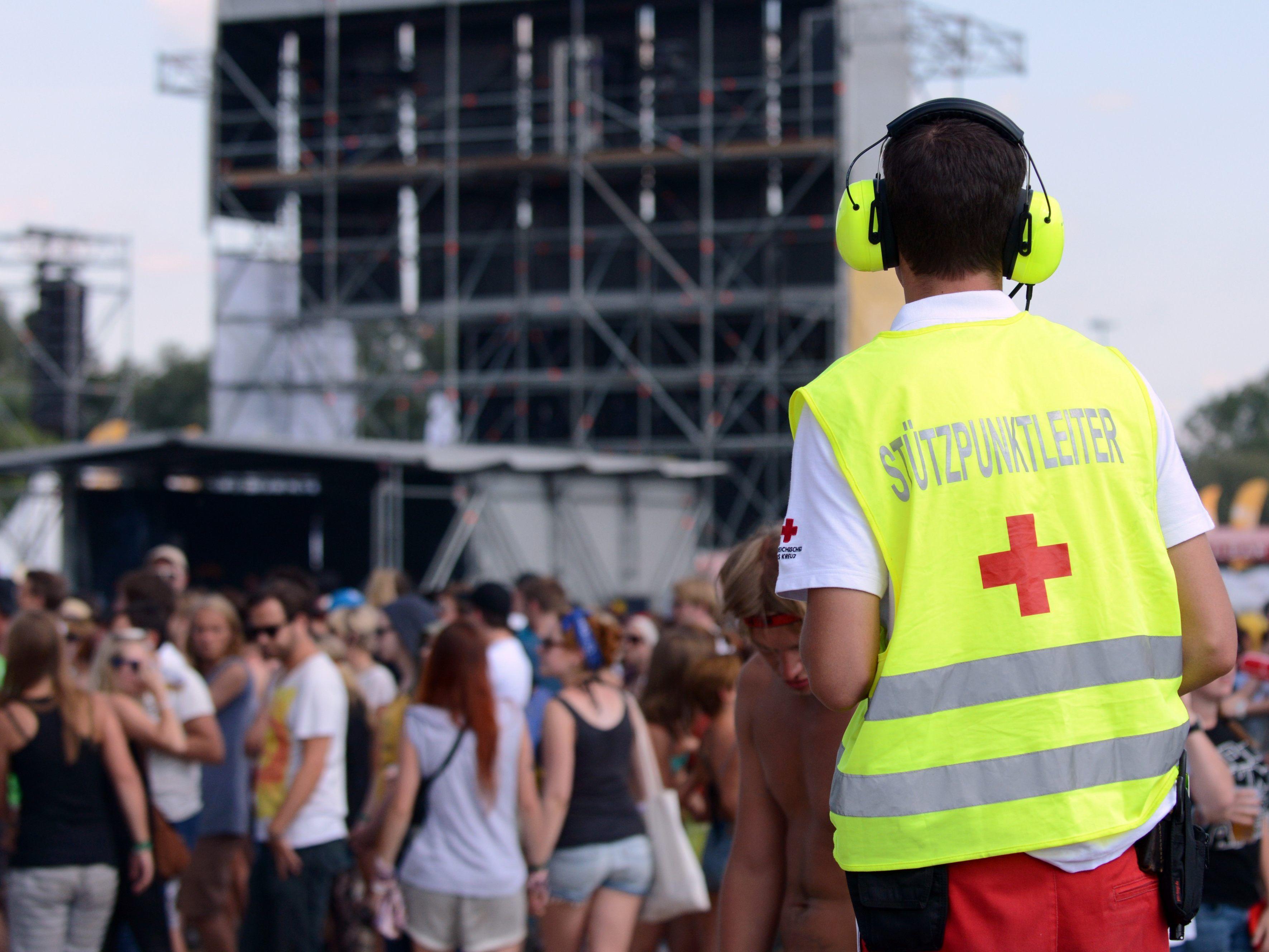 Frequency 2021 - Bands und Infos zum Festival im Green