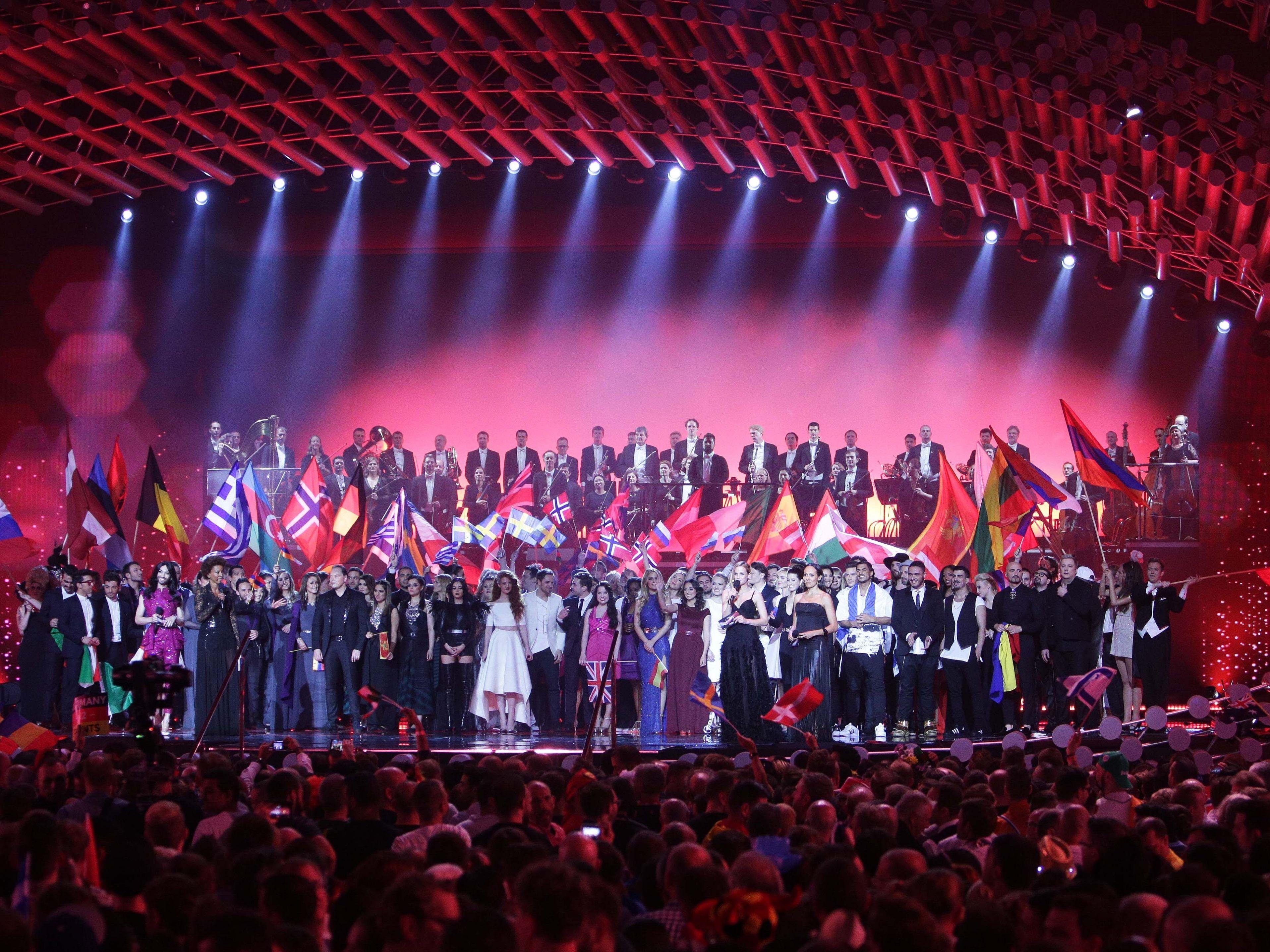 Findet der Song Contest 2019 wieder in Österreich statt