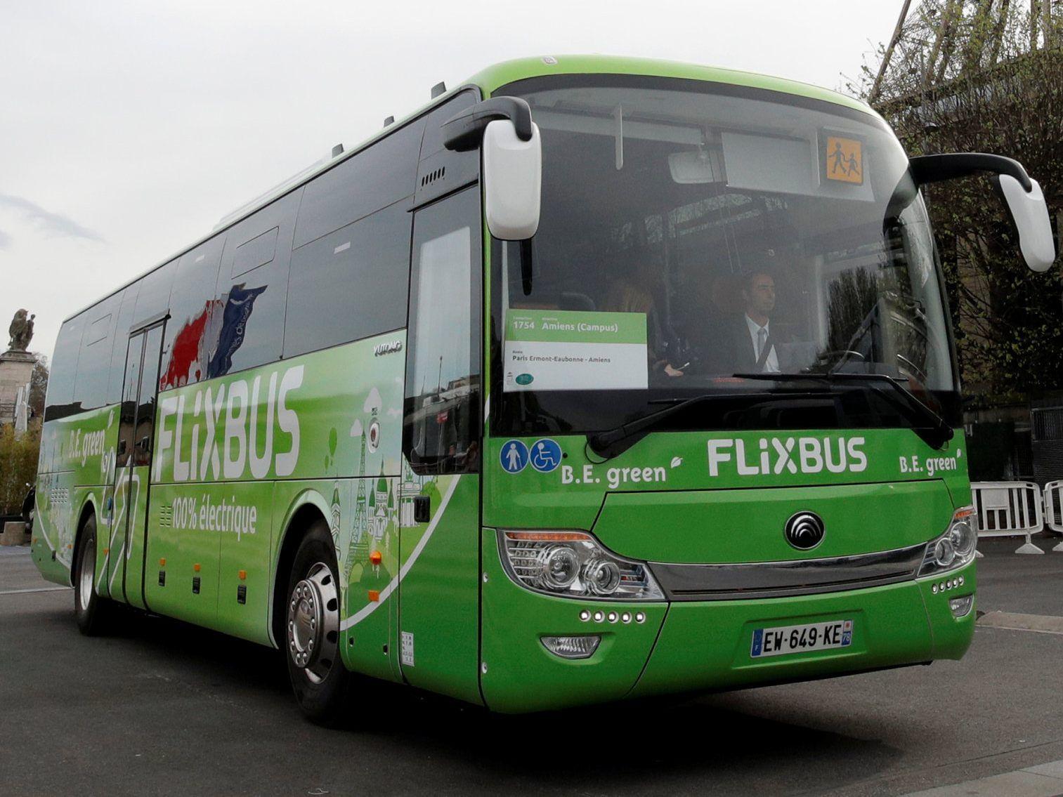 Flixbus Wien München