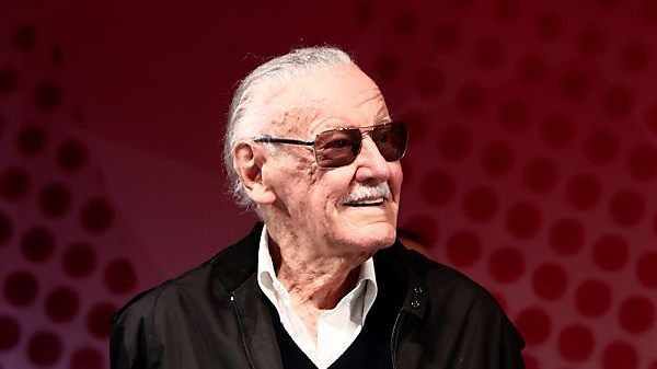 Vater von Spiderman: Comic-Legende Stan Lee