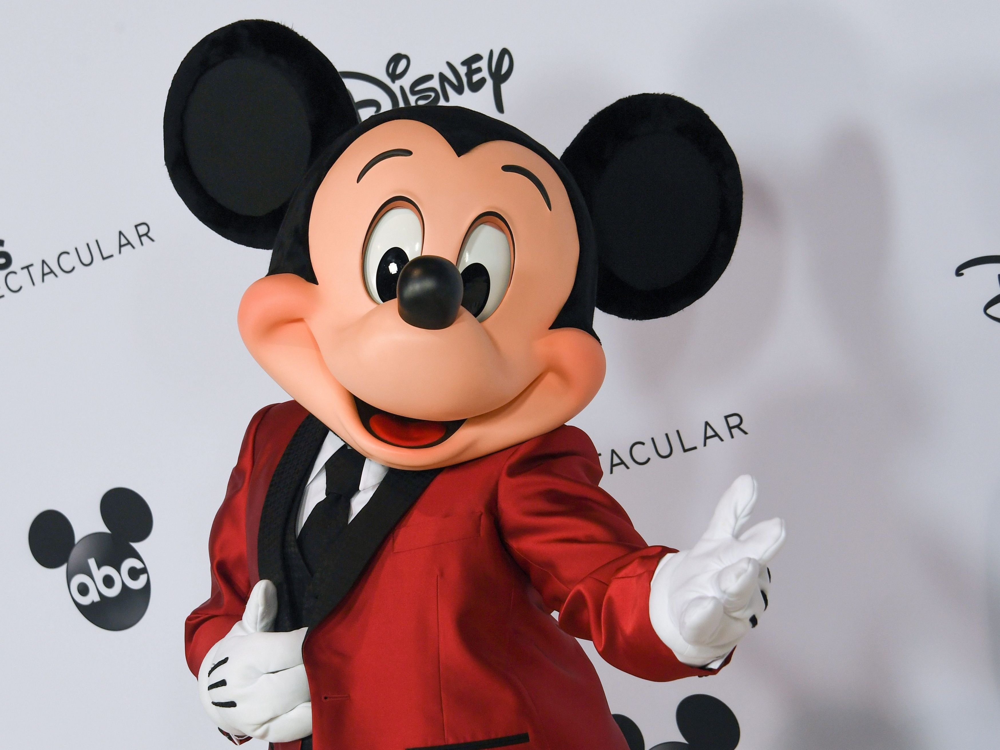 90 Jahre Mickey Mouse.