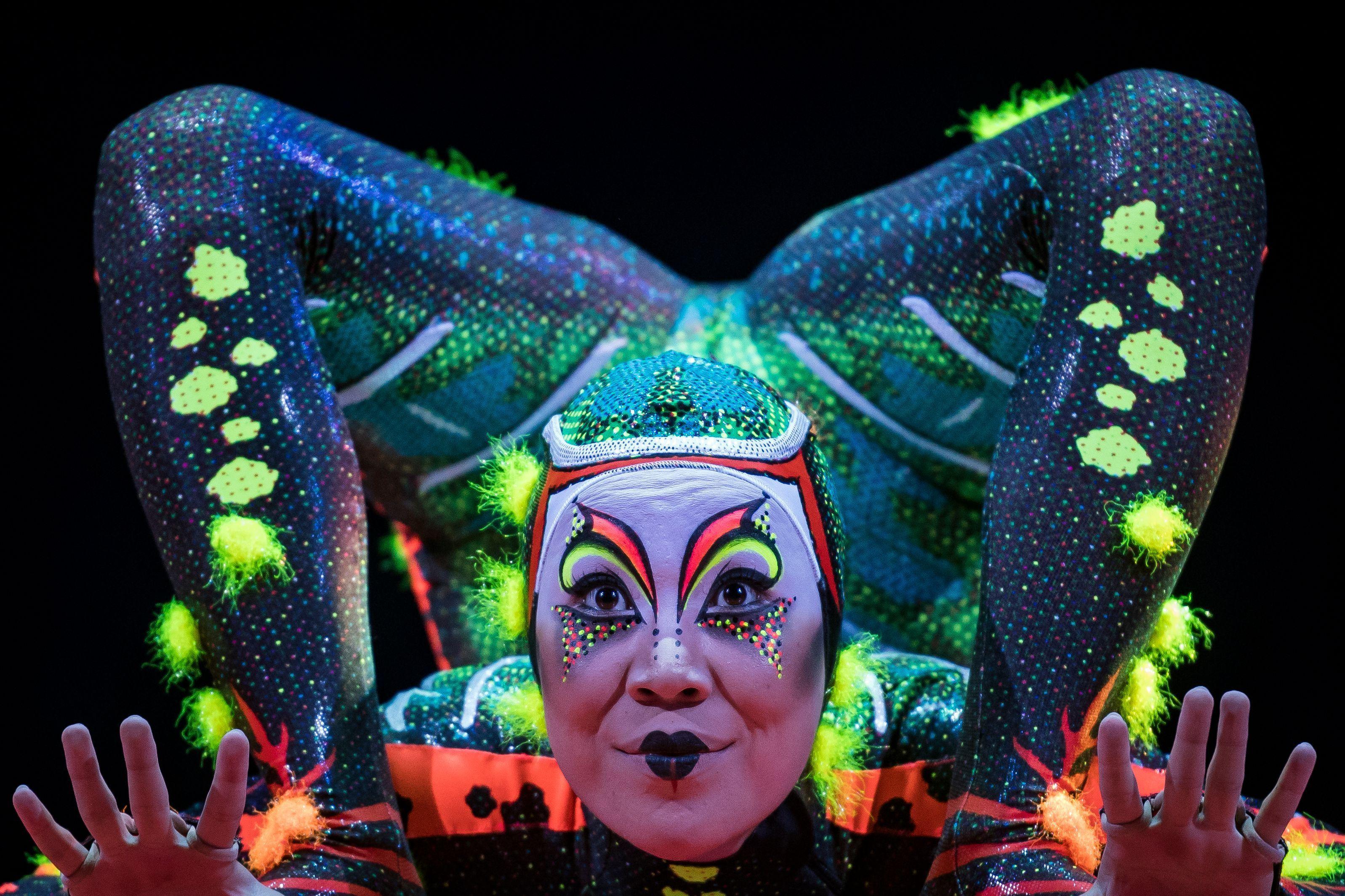 """""""Cirque du Soleil""""-Premiere in Paris: Wien muss sich noch gedulden"""