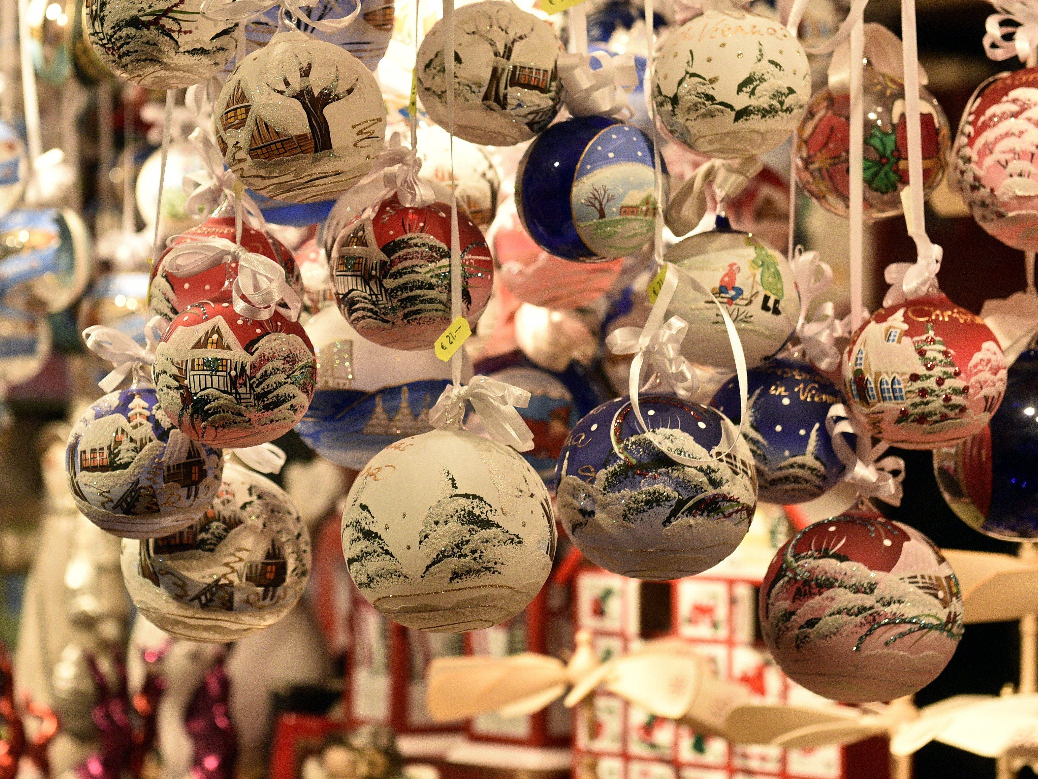 Welcher Weihnachtsmarkt.Umfrage Welcher Ist Der Schönste Weihnachtsmarkt In Wien