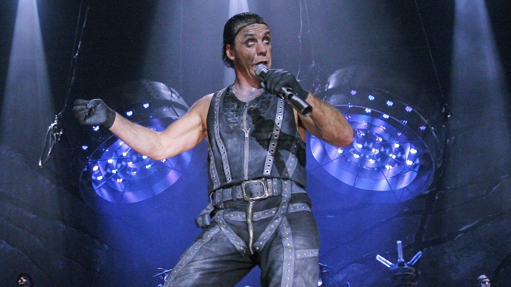 Vienna Rammstein Gives An Additional Concert At The Ernst Happel