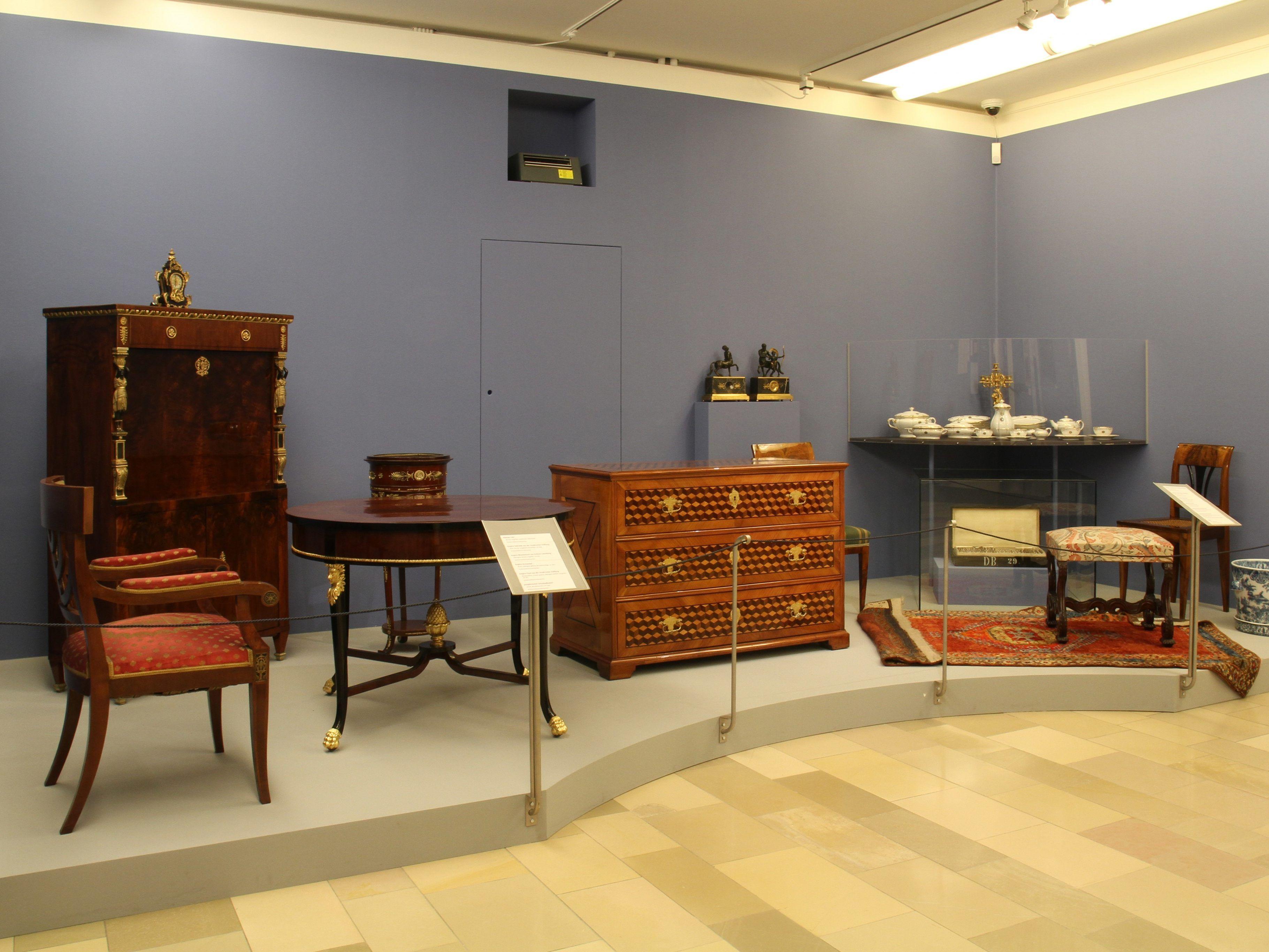 350c4ddfad5fd5 Möbel Museum Wien  Das wurde aus dem habsburgischen Erbe - Vienna Online