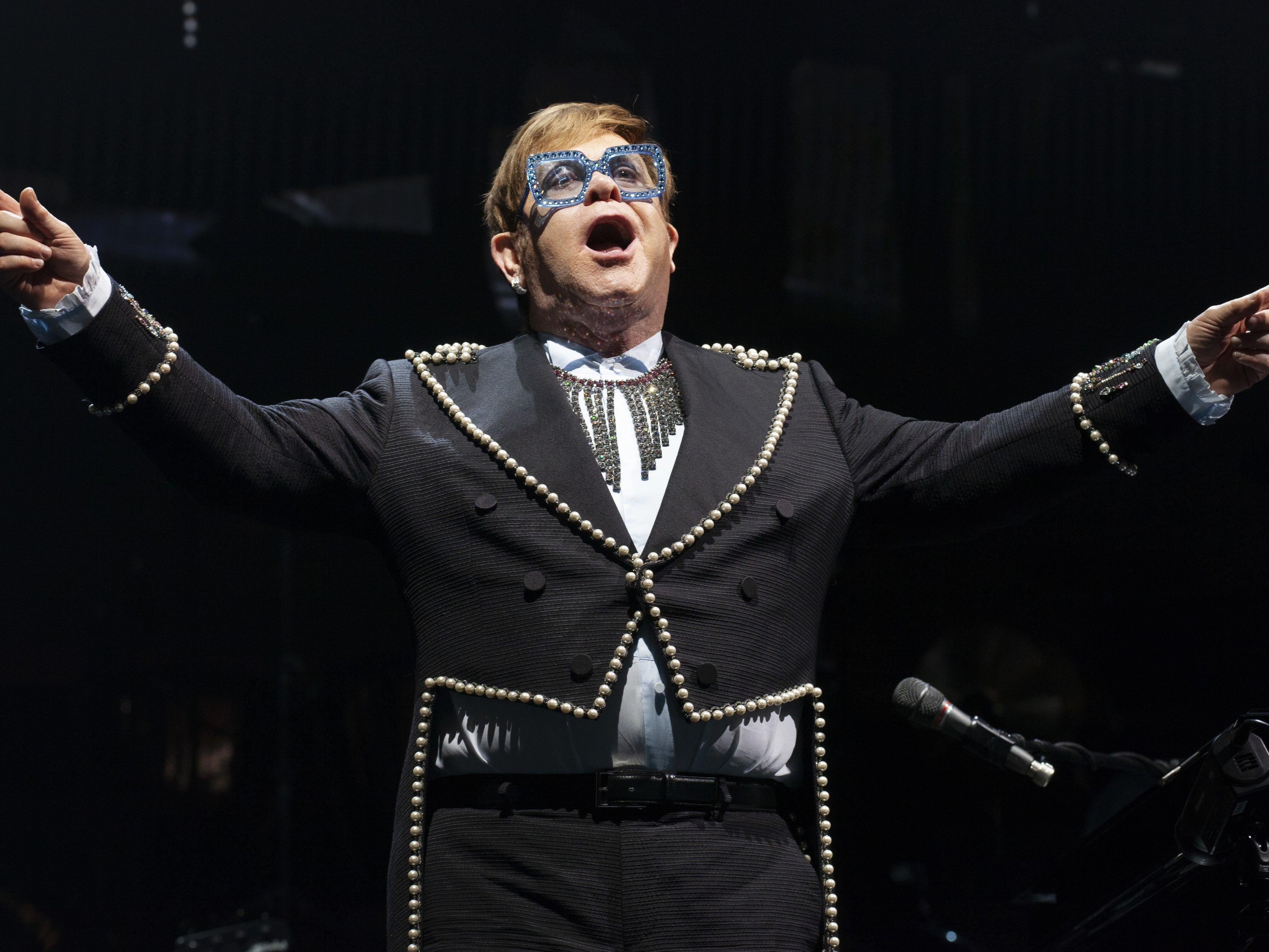 Das Popjahr 2019 Rammstein Ed Sheeran Und Bon Jovi In Wien Musik