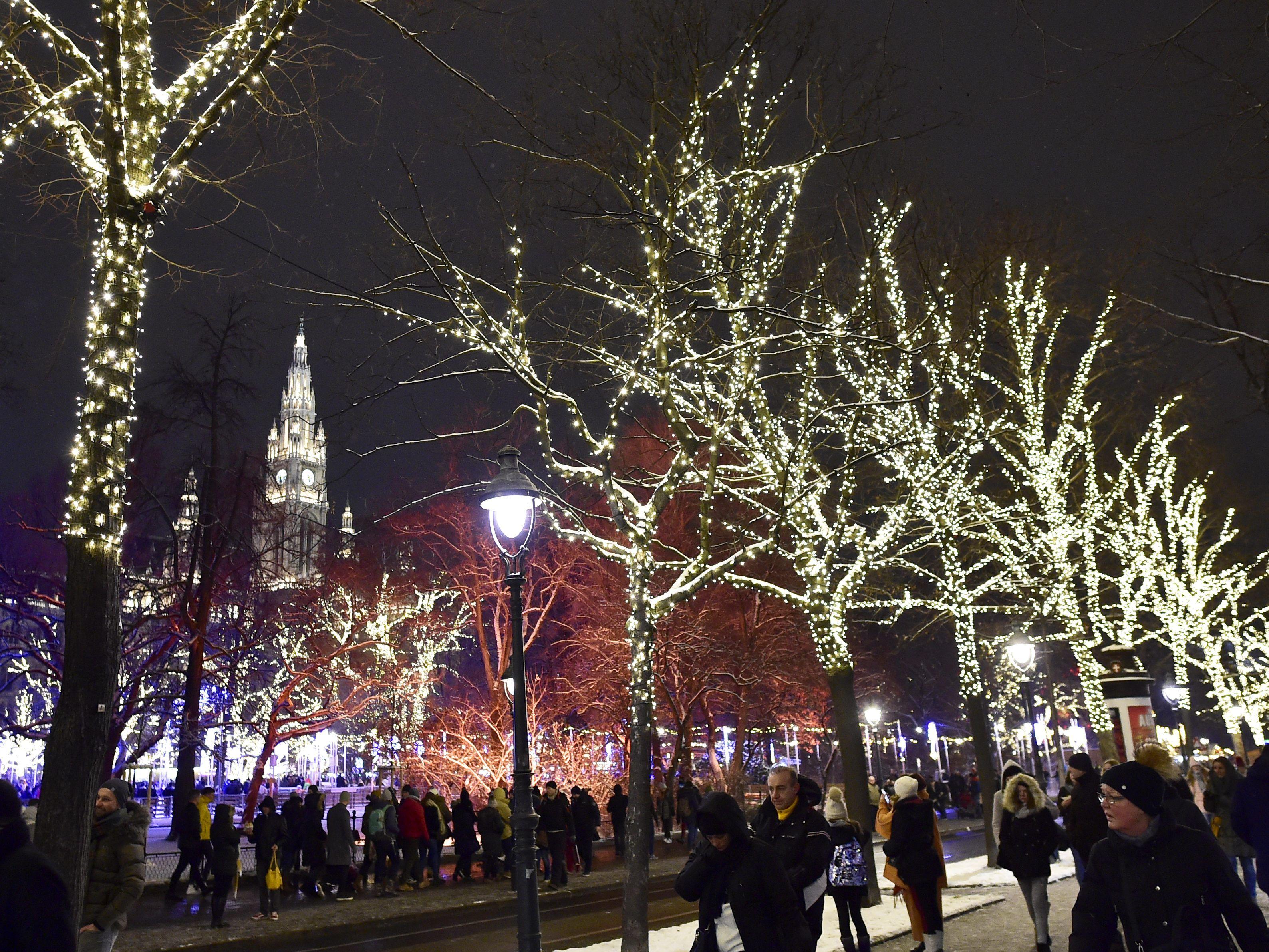 Bilder Zu Weihnachten.Weihnachten In Wien Vienna At