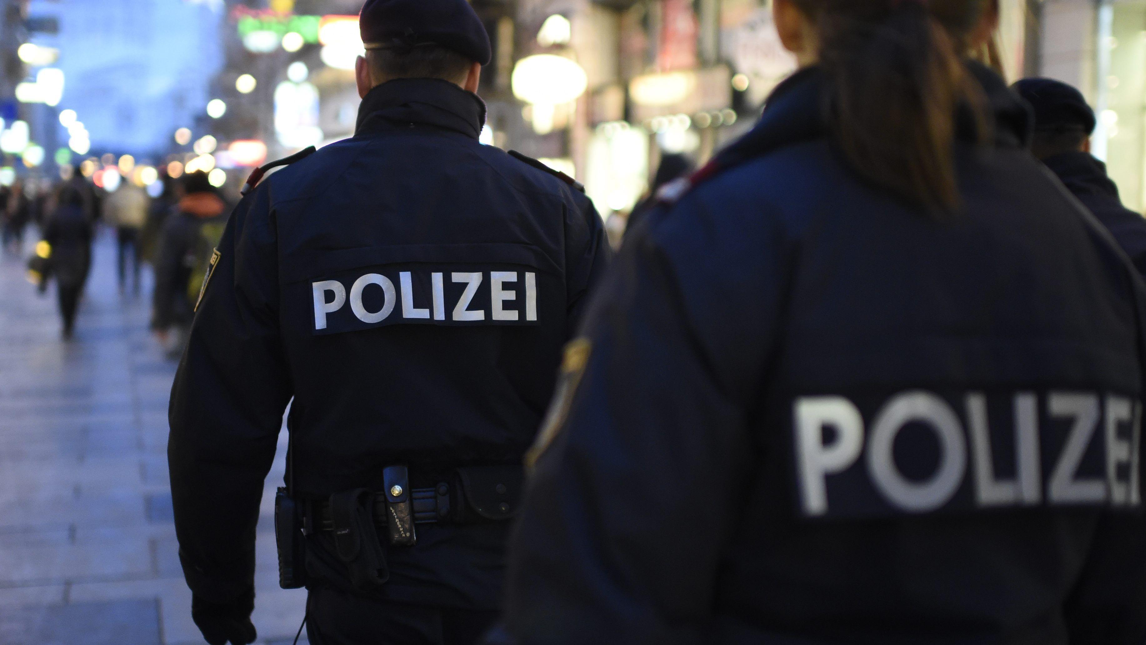Wiener Innenstadt: Jugendliche attackierten Männer mit Pfefferspray und Schlagring