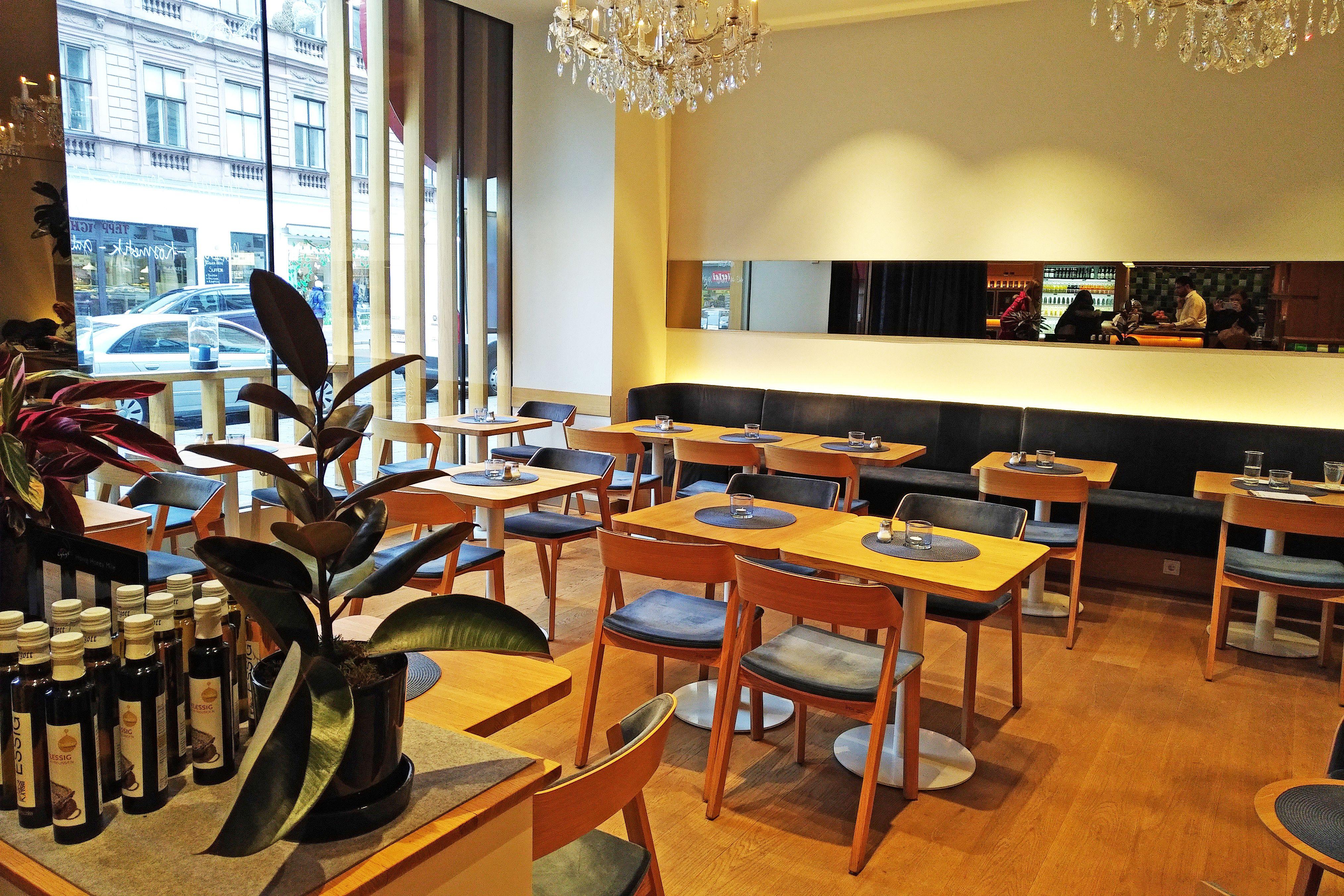 Einmal Entspannung zum Frühstück bitte: Das MiaVia in Wien