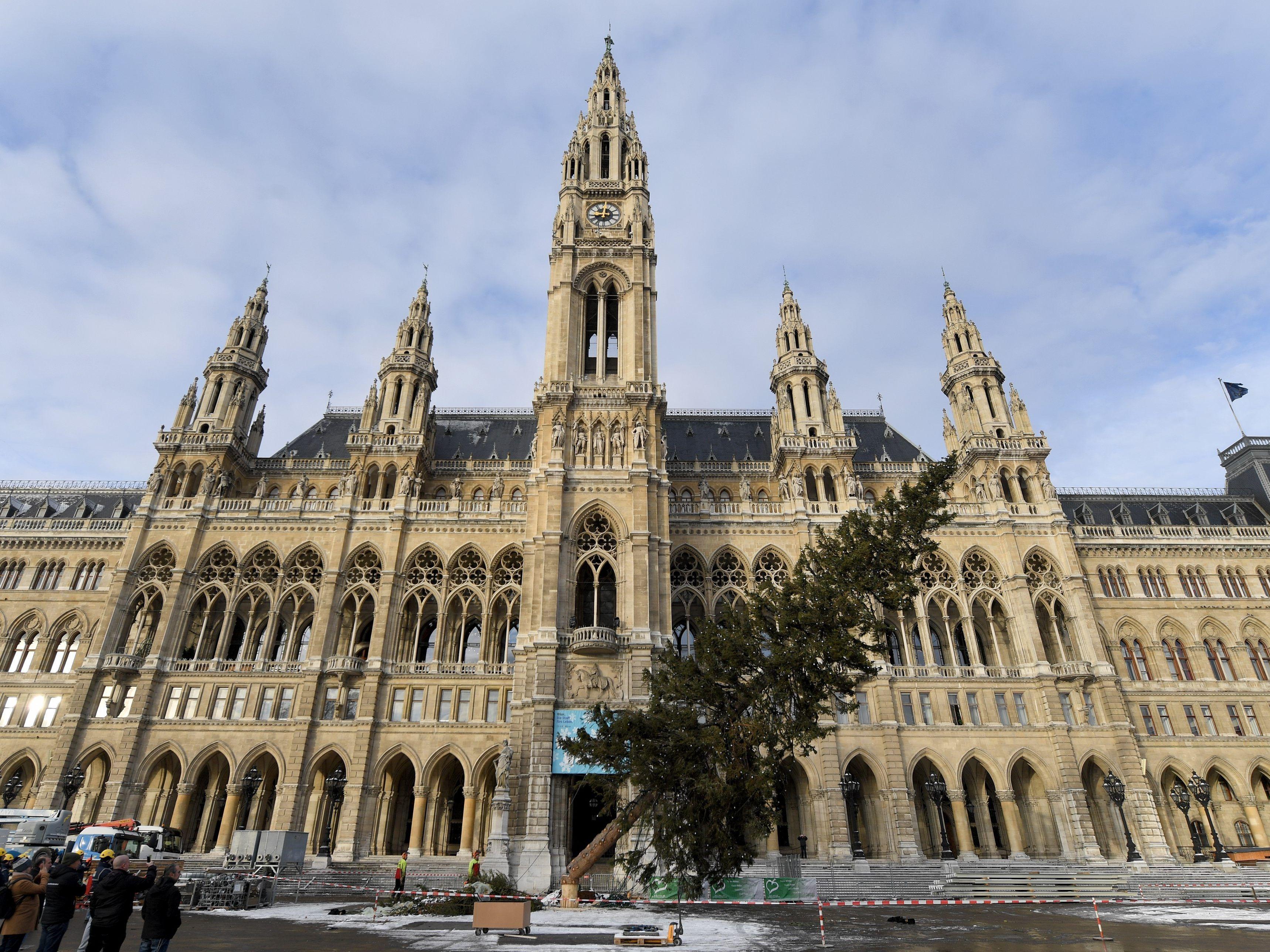 Wie Fällt Weihnachten 2019.Weihnachten In Wien Vienna At