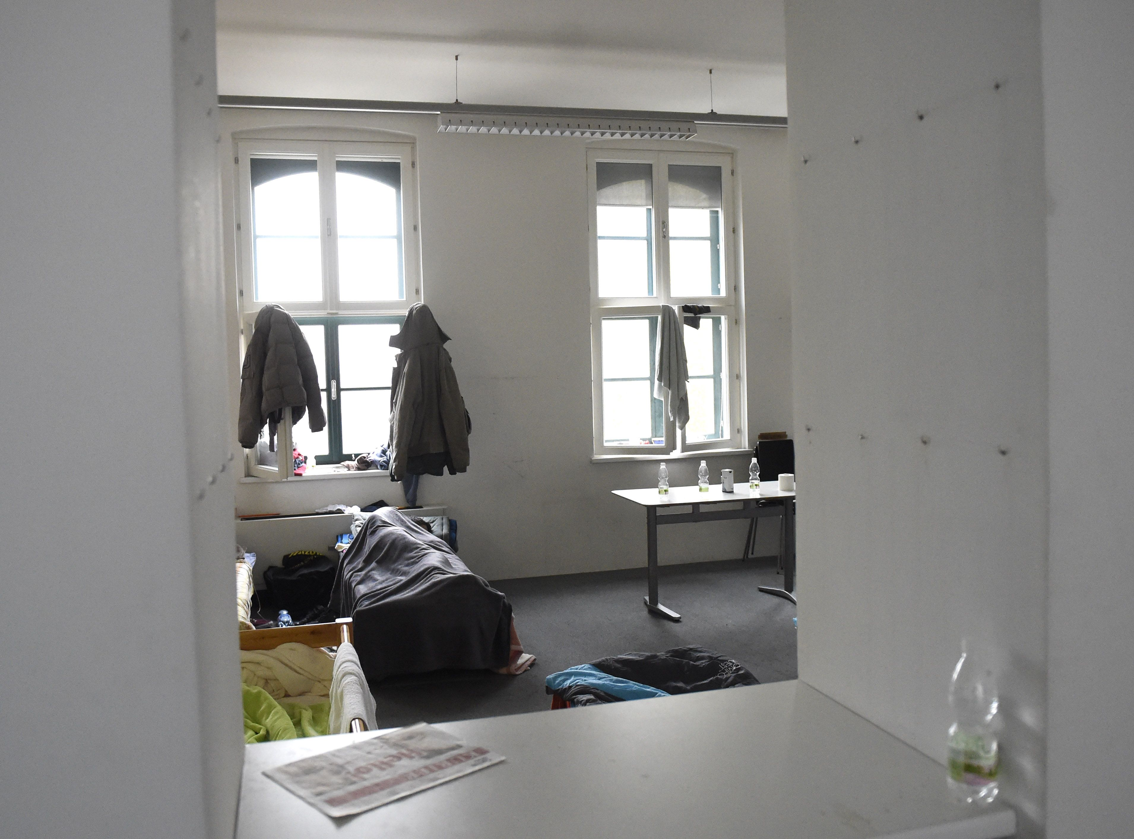 Wiens größtes Flüchtlingsheim in Wien-Hietzing schließt