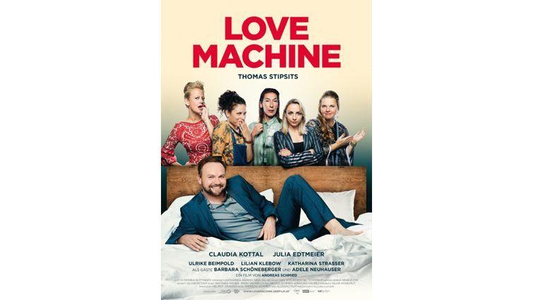 love machine kritik und trailer zum film kinostarts. Black Bedroom Furniture Sets. Home Design Ideas