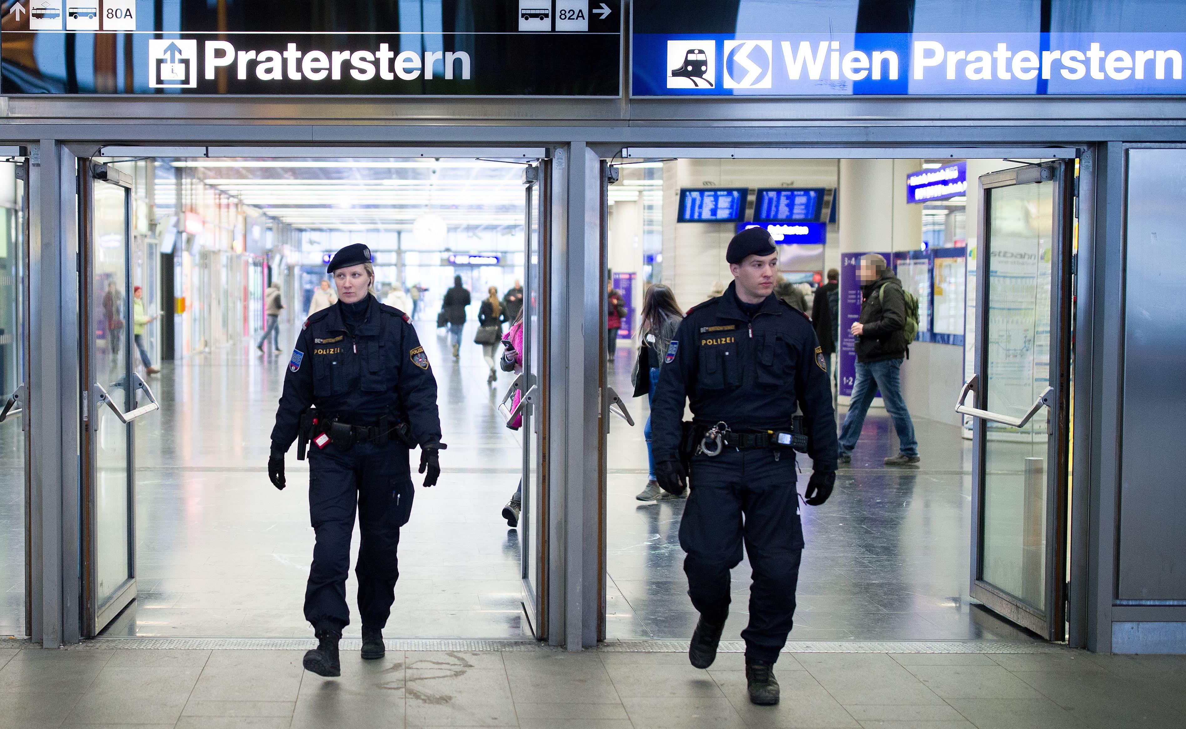 Waffenverbot in Wien ab 1. Februar: Erste Zonen stehen fest