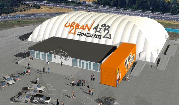 Erster Urban Air Adventure Park Europas öffnet in der SCS - Wien ... c82428426b3