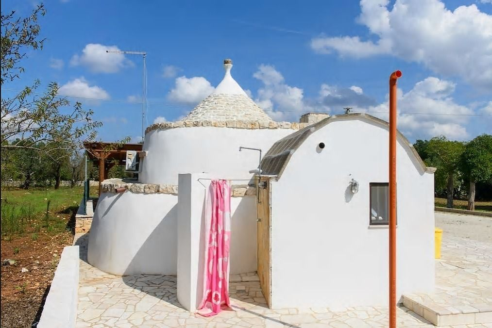 Trullo in Apulien