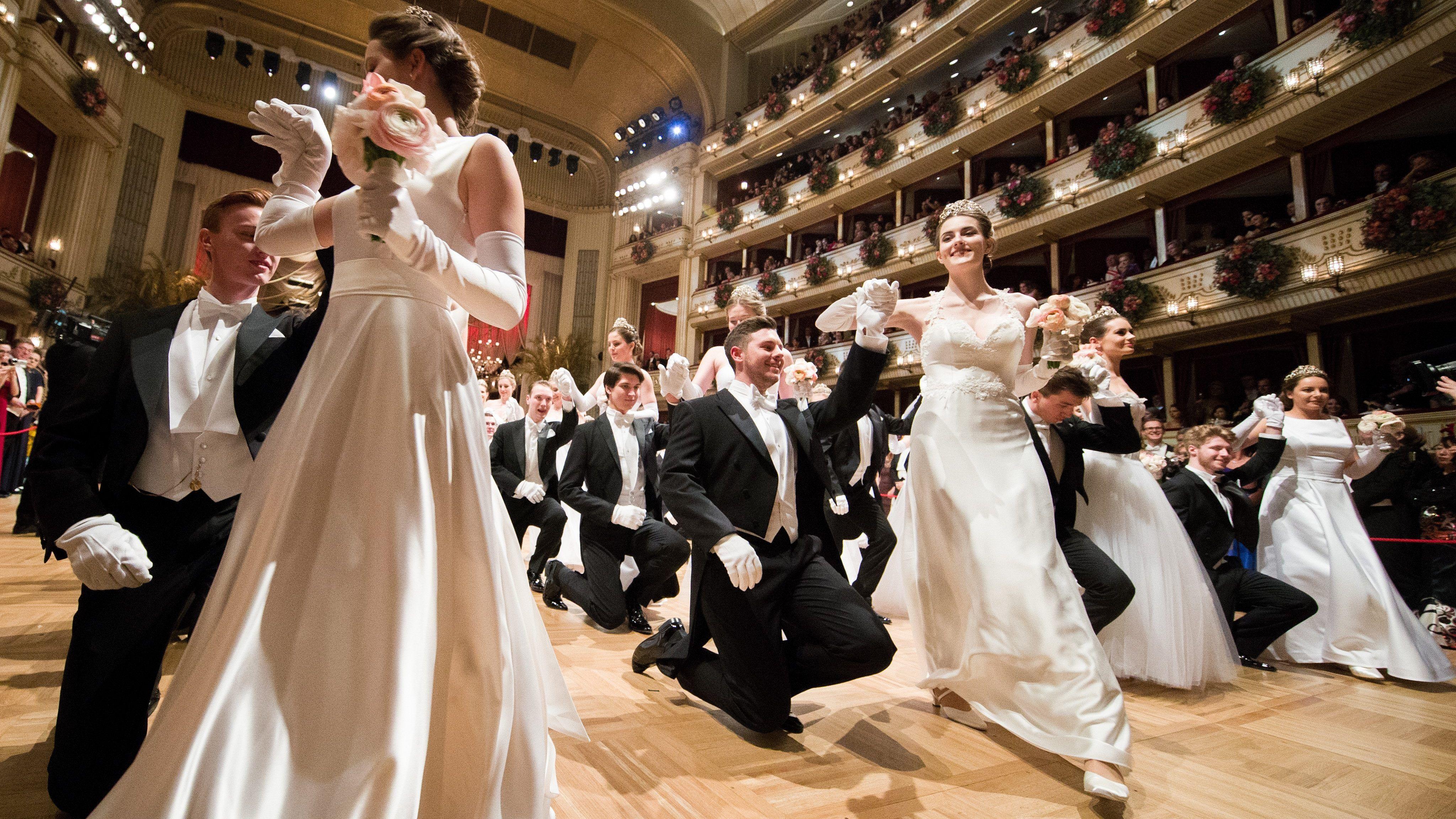 Wiener Opernball 2021 Moderation