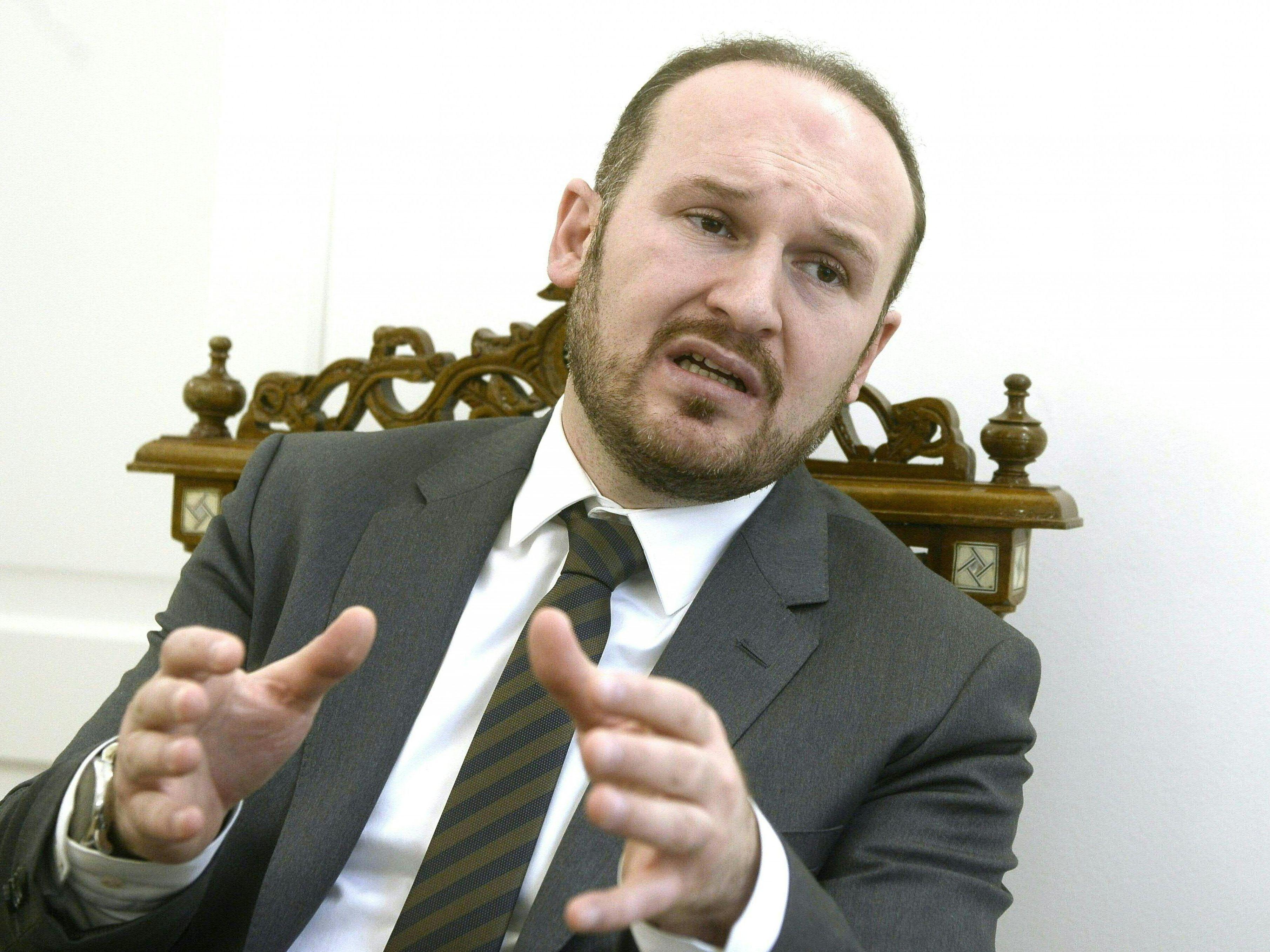 Ümit Vural ist Präsident der islamischen Glaubensgemeinschaft, (IGGÖ).
