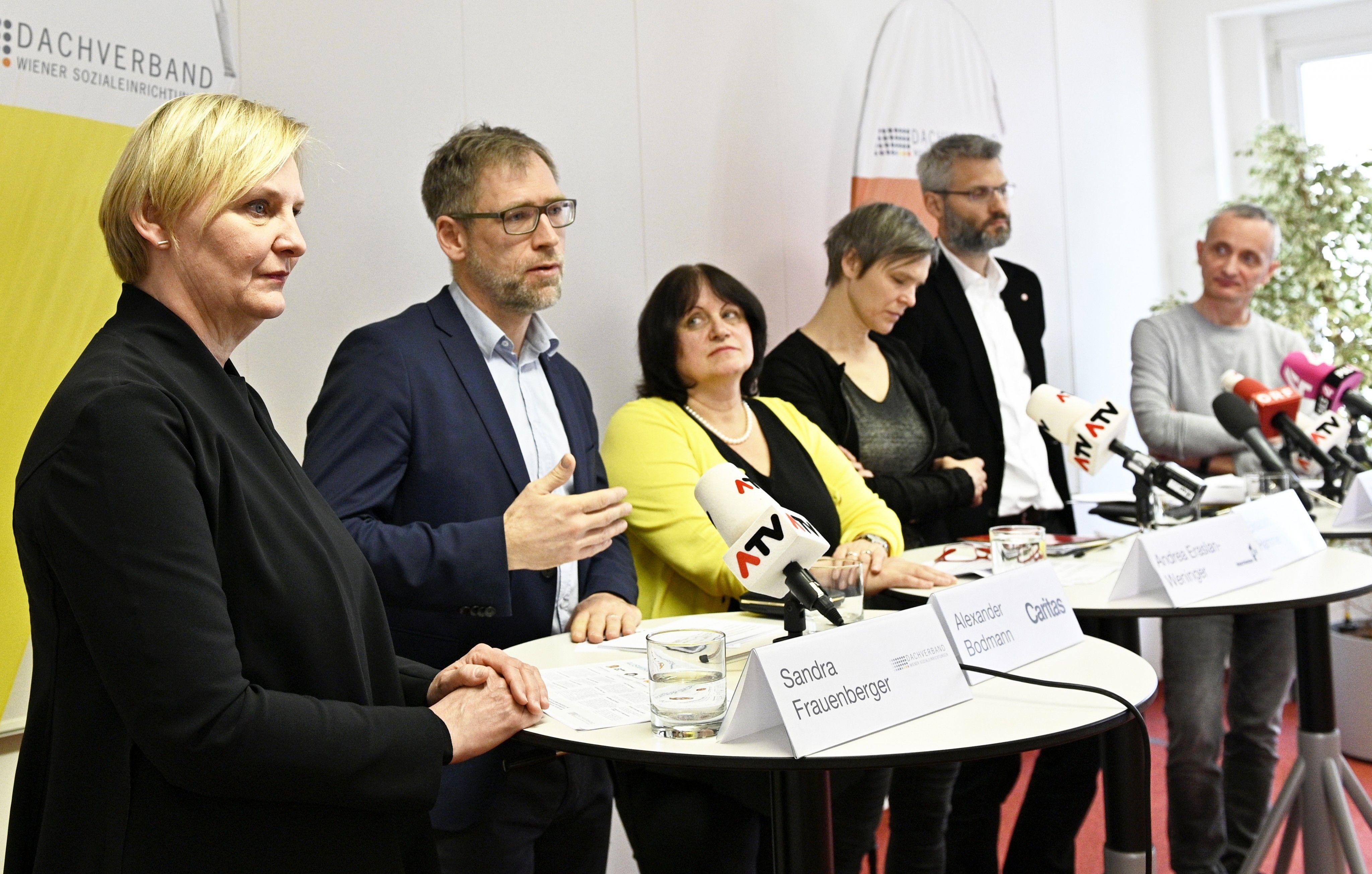 Mindestsicherung: Wiener Sozialhilfeeinrichtungen warnen vor massiven Auswirkungen