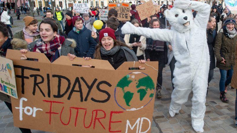 Demo Freitag Wien Detail: Teilnahme An Klima-Demo Kein Entschuldigungsgrund Für