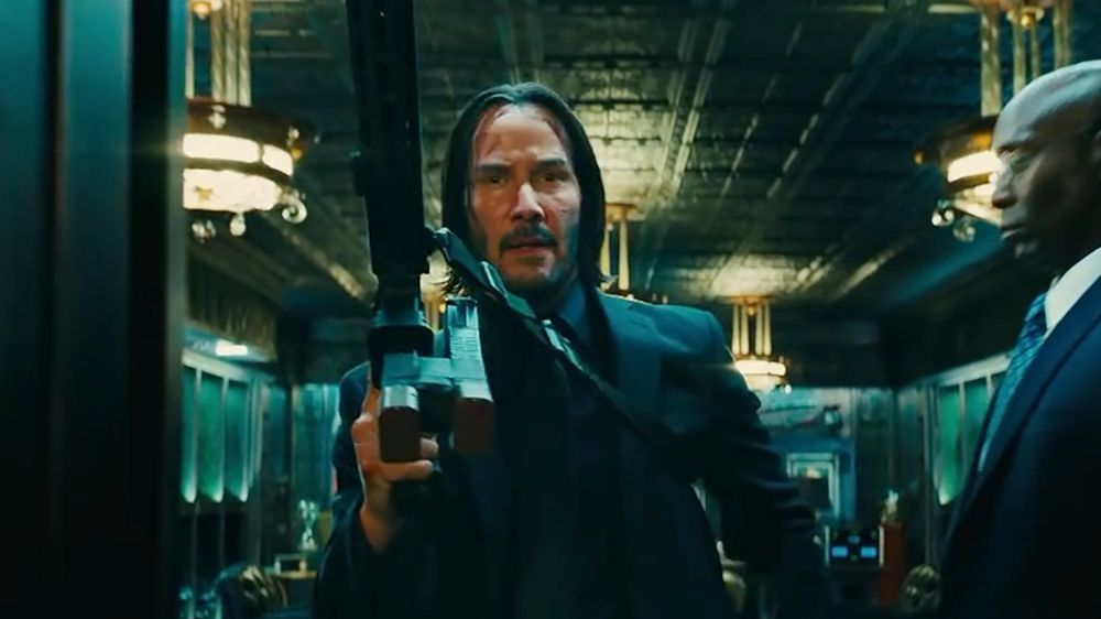 """John Wick: Kapitel 3""- Der Trailer ist da"