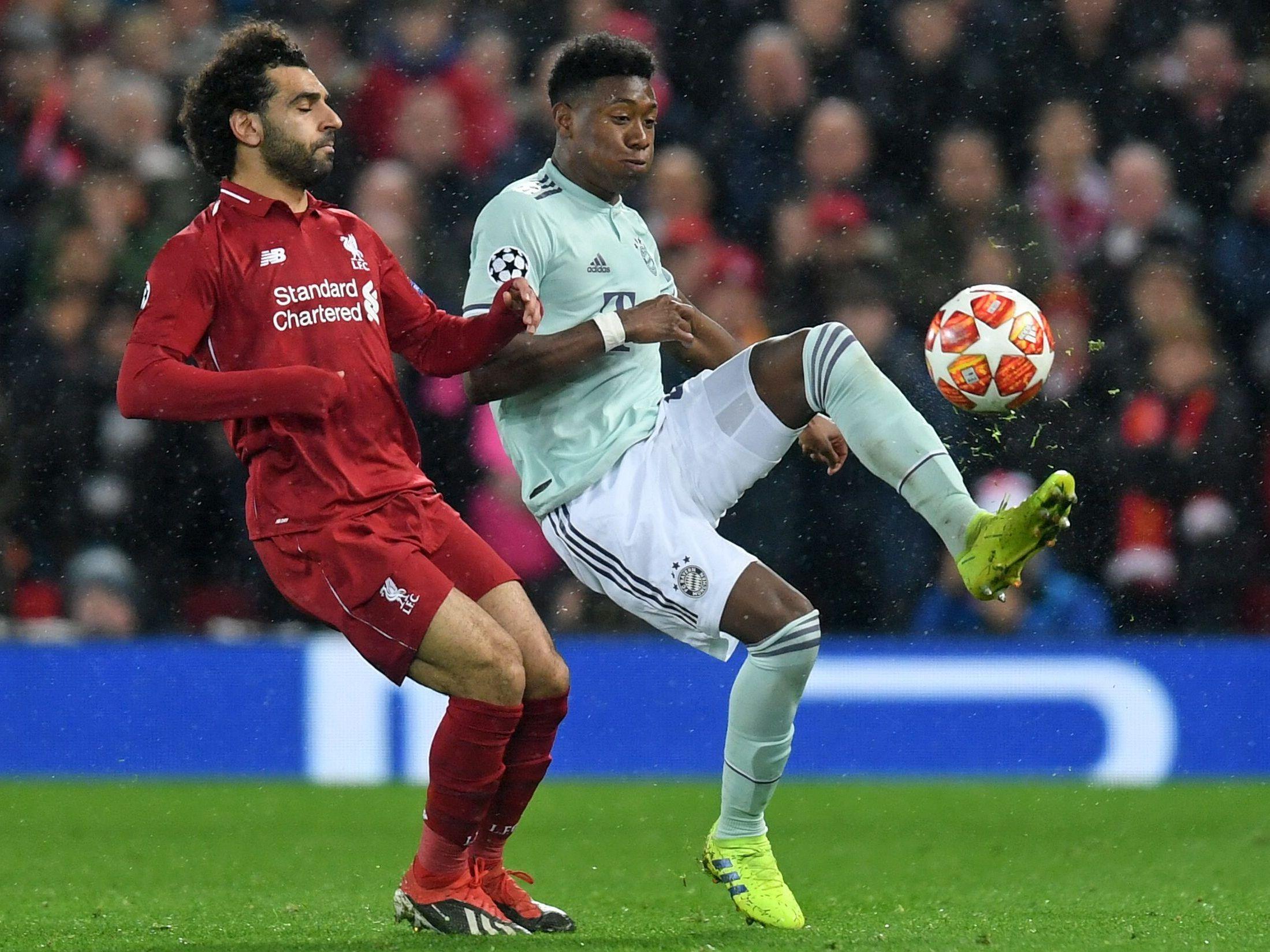 Heute LIVE: Bayern gegen Liverpool - Rückspiel live im TV ...