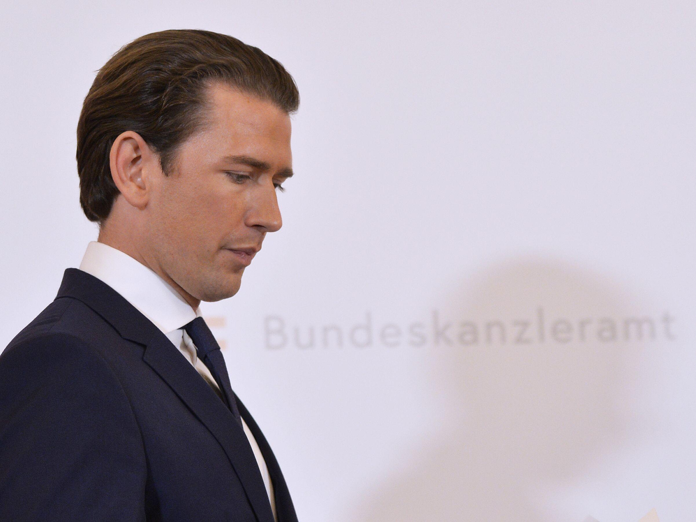 Österreichische Übergangsregierung mit vier neuen Ministern steht