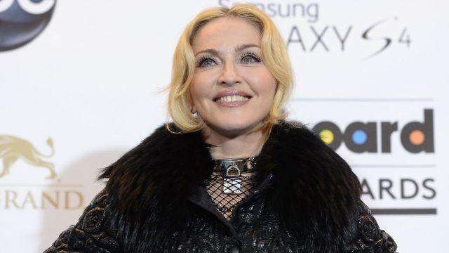 Madonna – Auftritt beim ESC-Finale