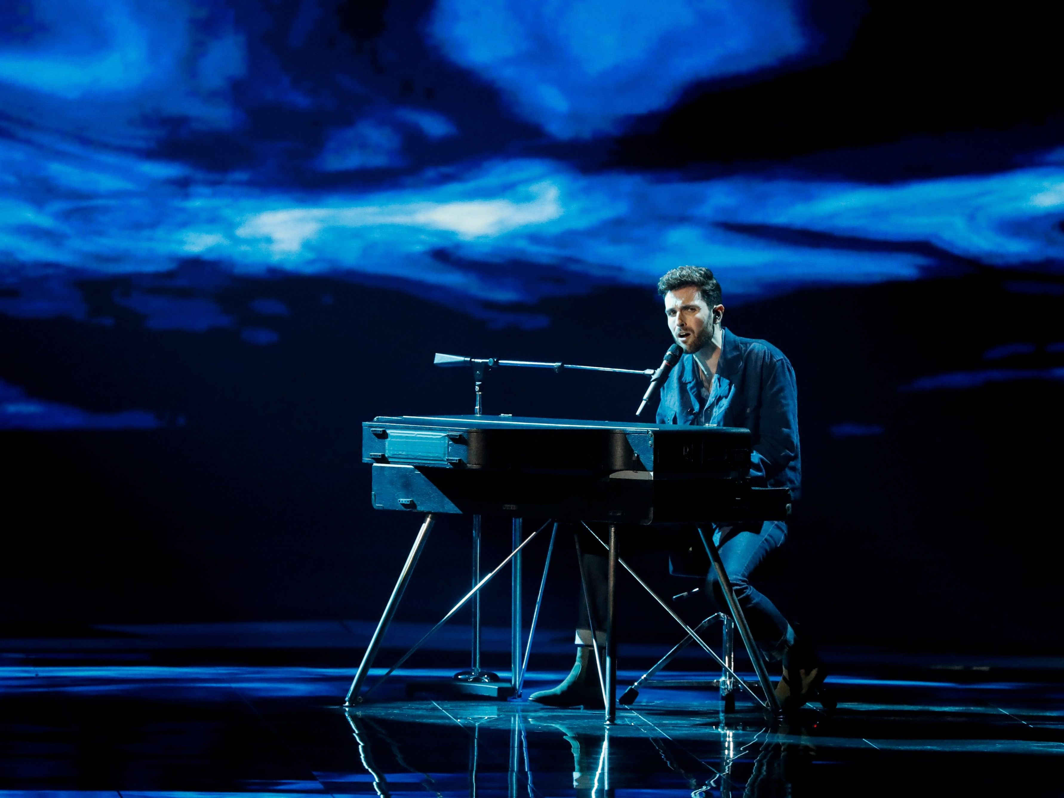 Eurovision Song Contest Niederlande