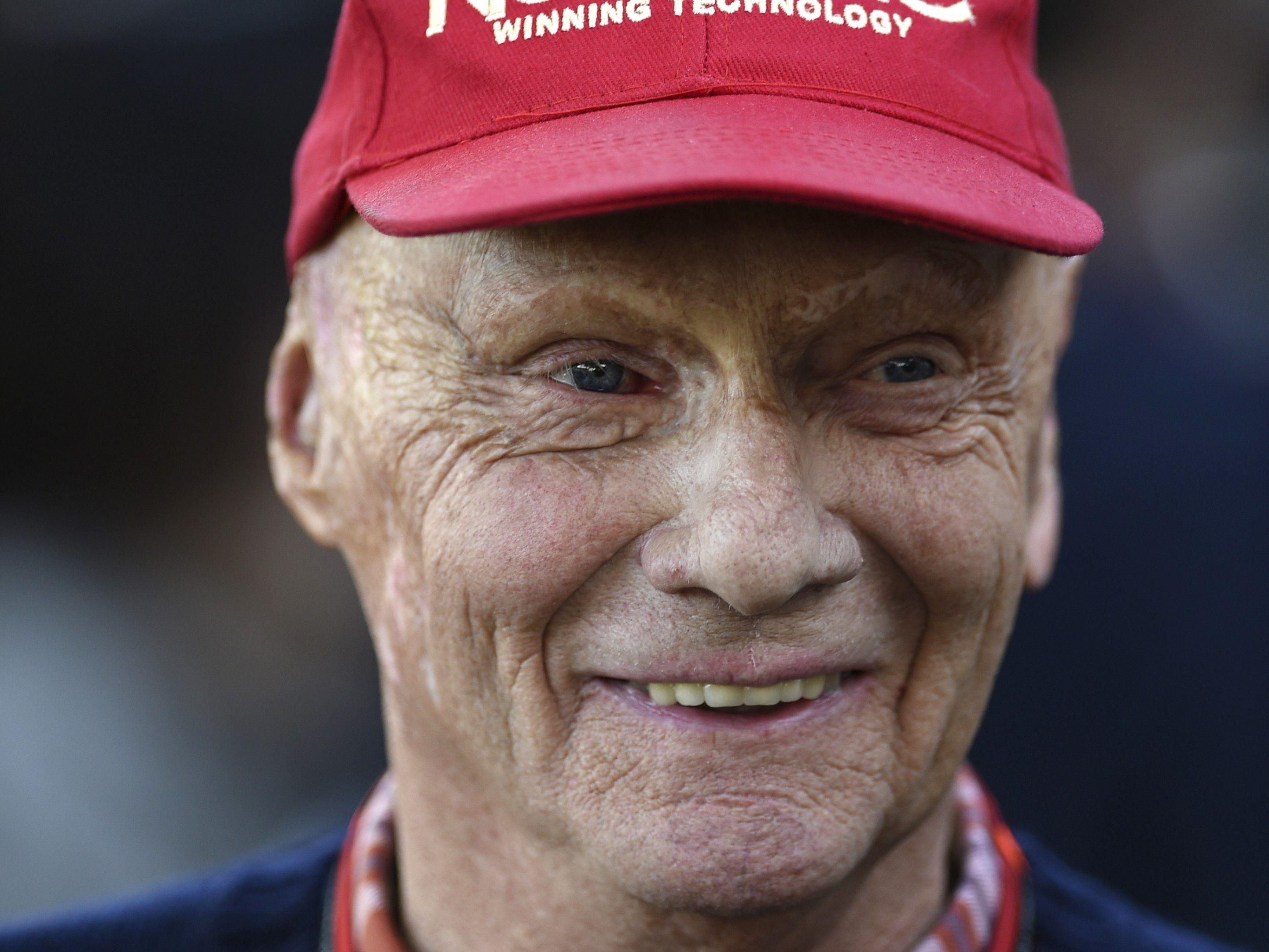 Niki Lauda Früher