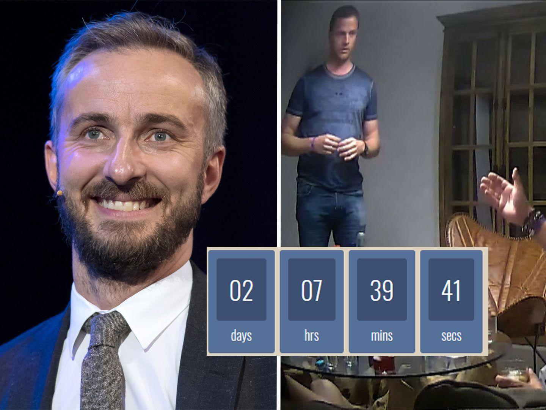 Countdown Böhmermann