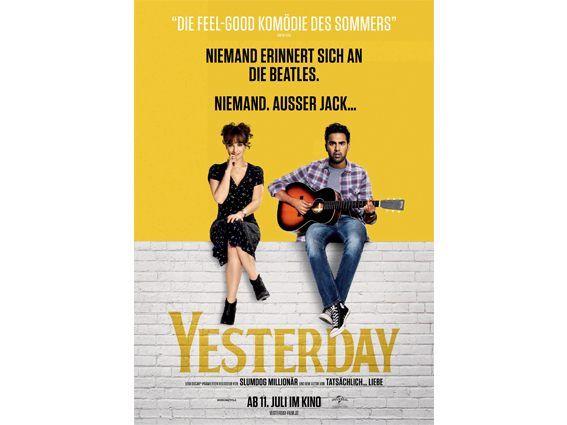 Film Yesterday Kritik
