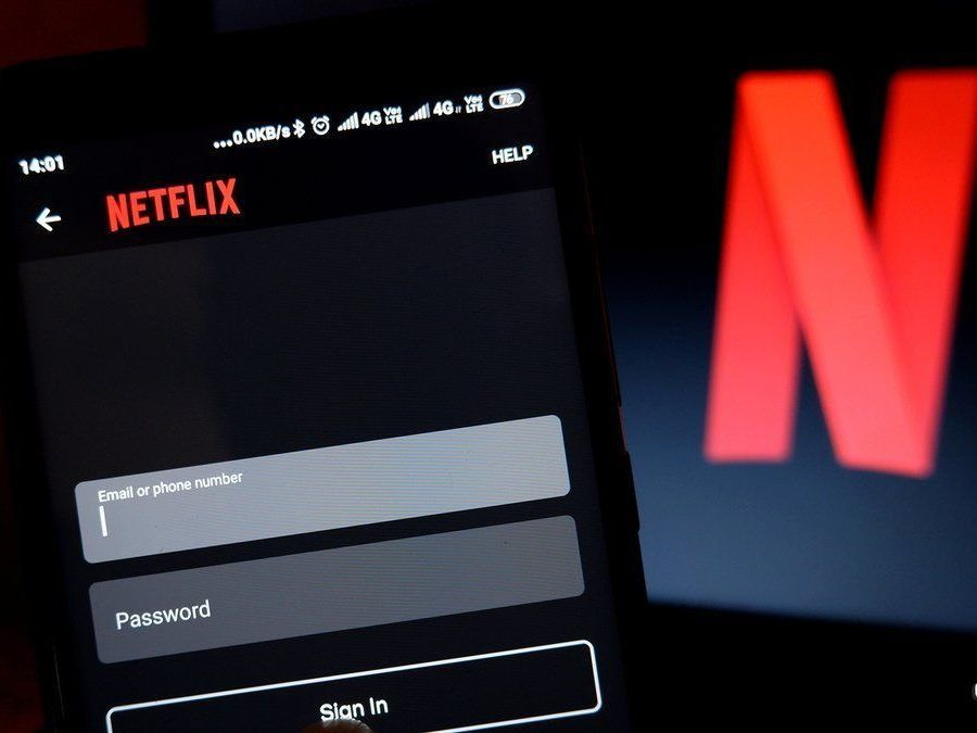 Netflix-Account-Sharing: Bald schon ein Problem?