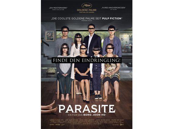 Kritik zu Parasite: Ein bitterböser und saulustiger Klassenkampf ...