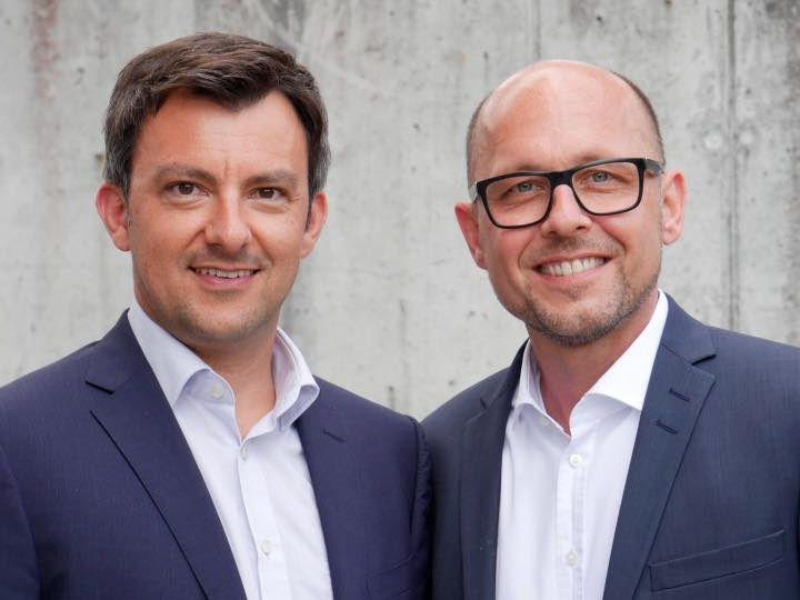 Martin Staudinger (links) und Michael Ritsch.