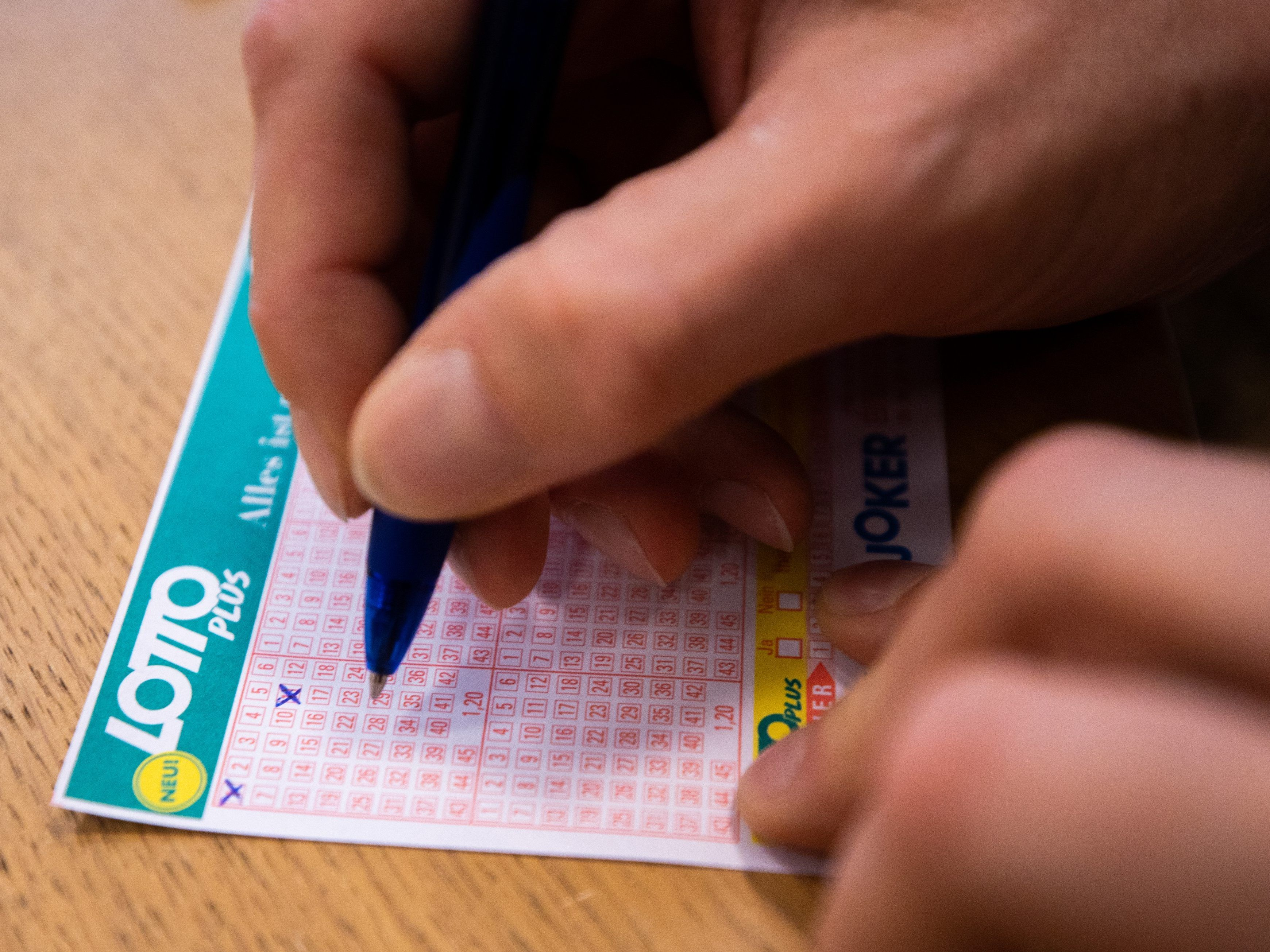 Lotto Doppeljackpot: Nun sind 2,3 Millionen zu holen