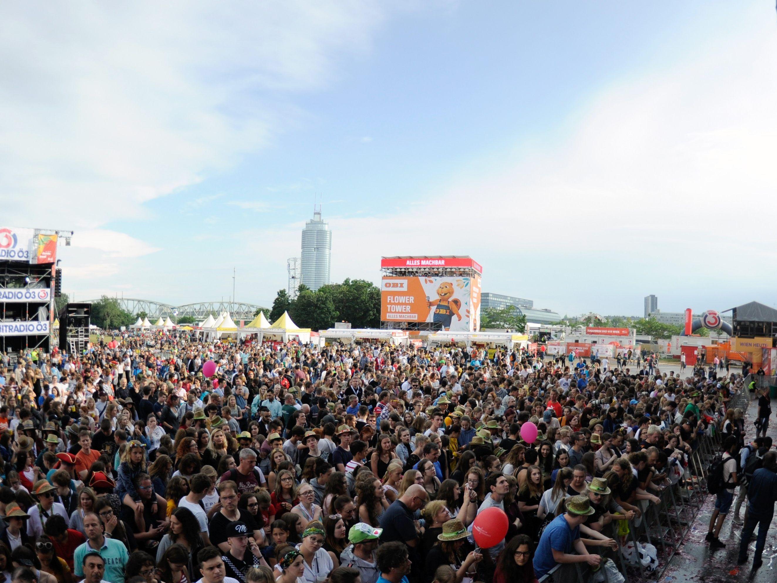 Donauinselfest 2020 News Bands Programm Plan Buhnen Fotos Vienna At Vienna At