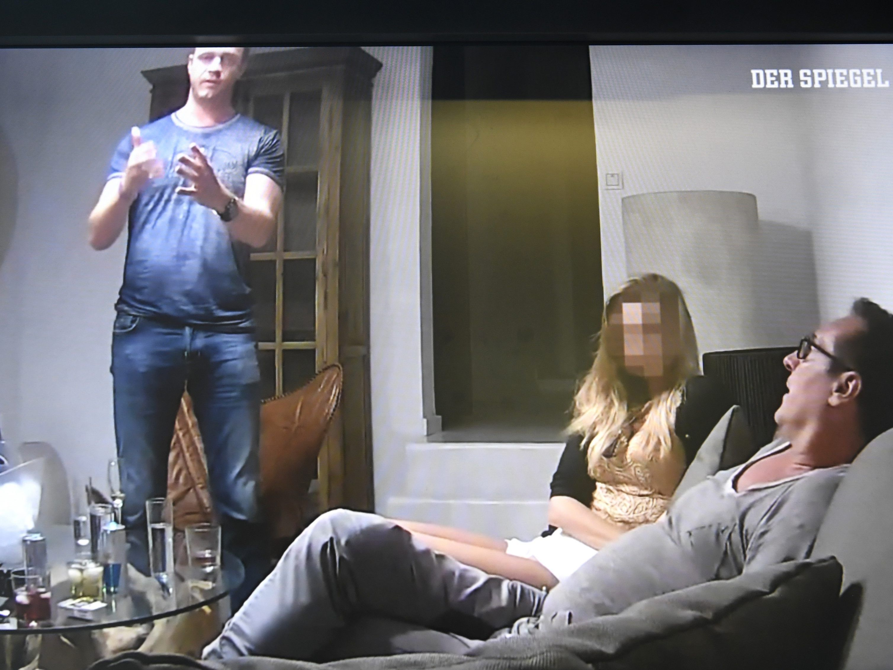 Ibiza-Video: Strache wollte