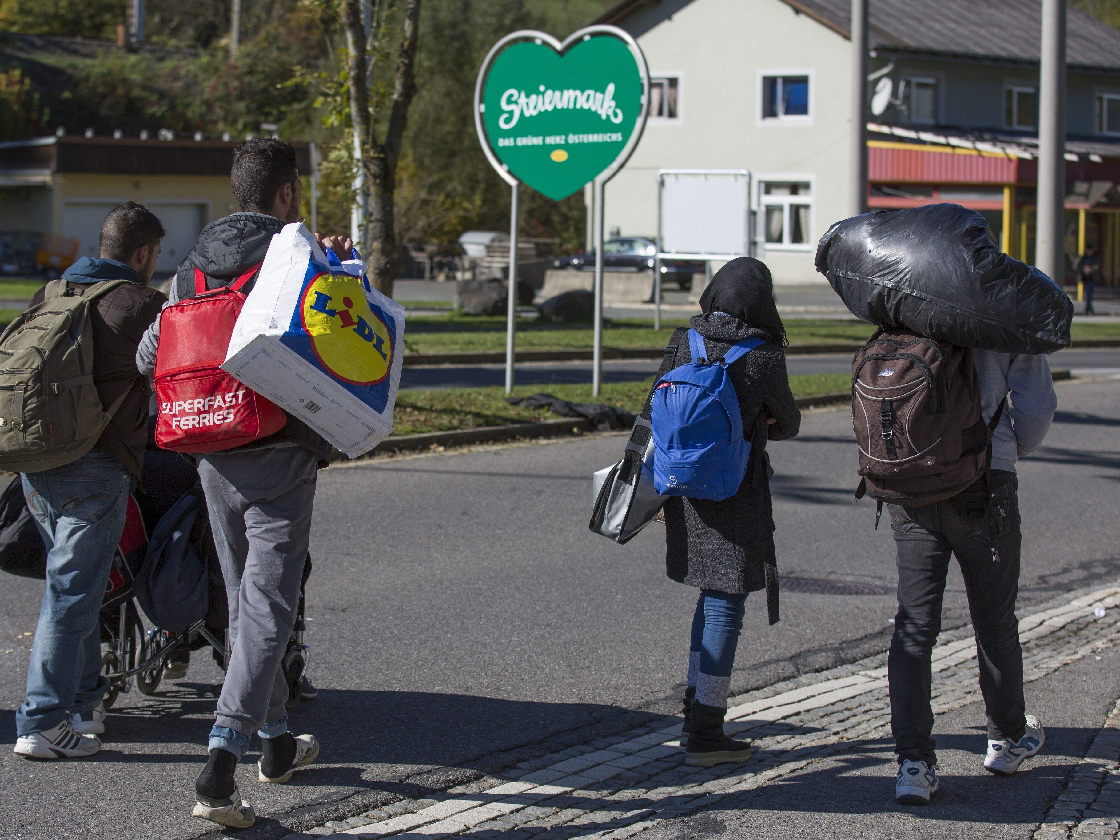 österreich News Flüchtlinge