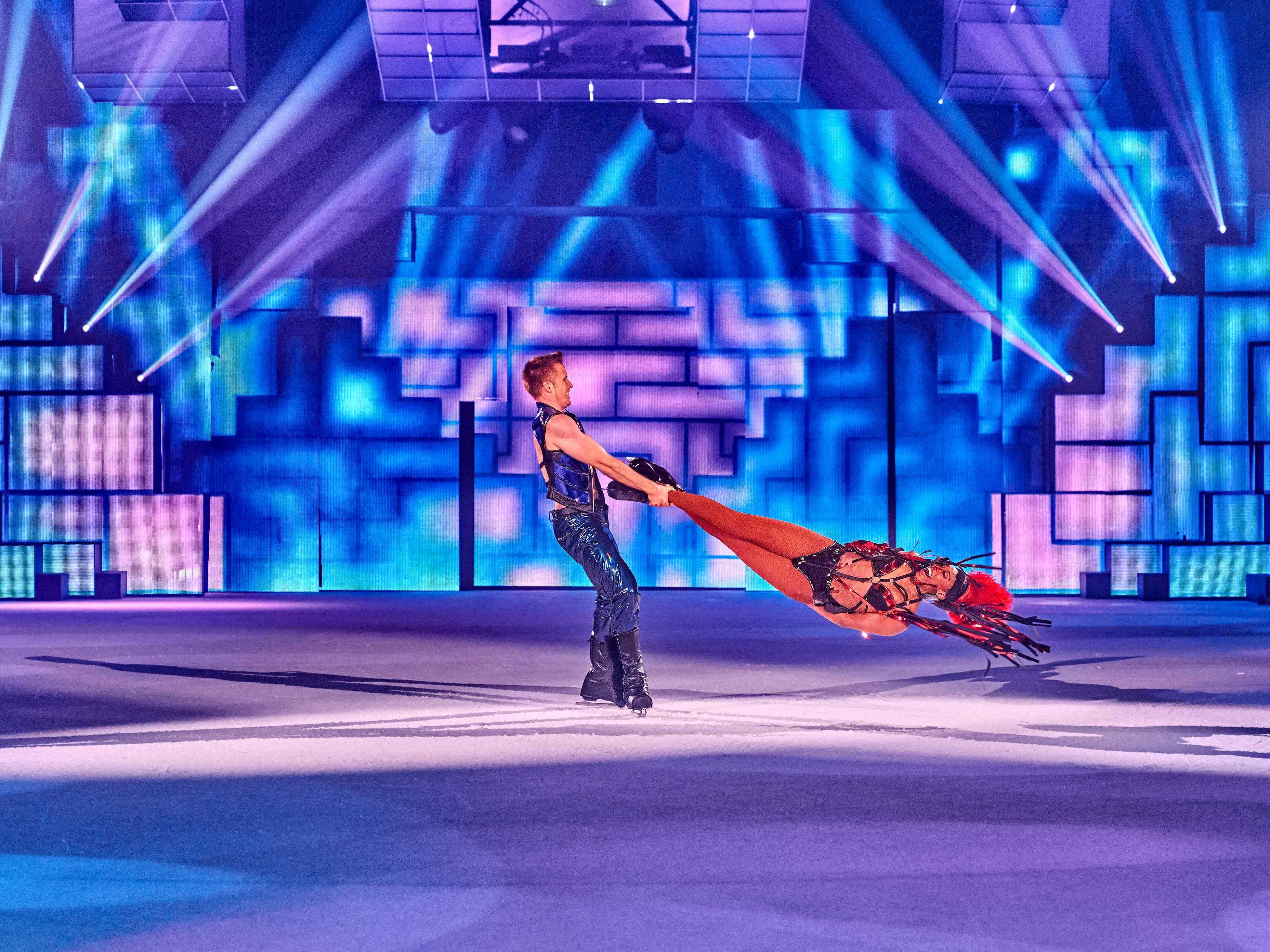 Holiday On Ice Hannover 2021